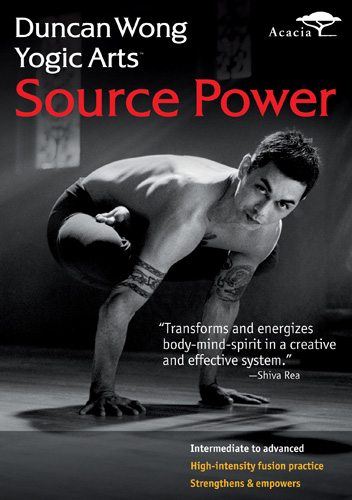 Duncan Wong Yogic Arts: Source Power