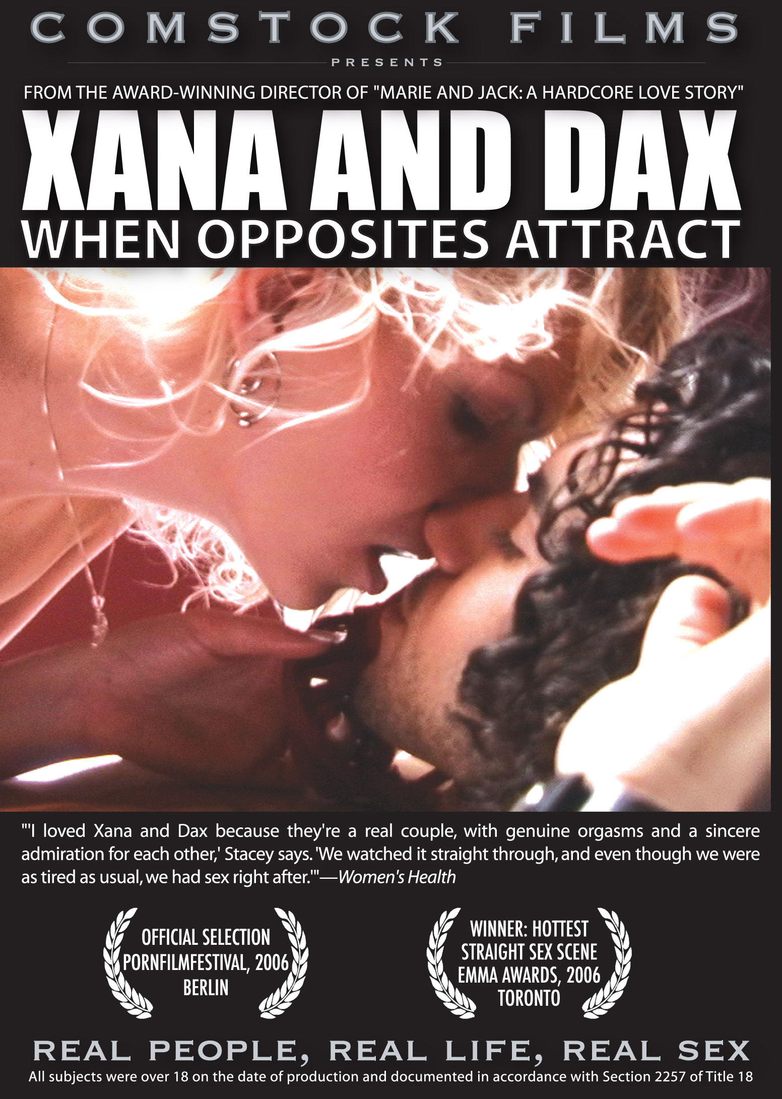 Xana and Dax: When Opposites Attract
