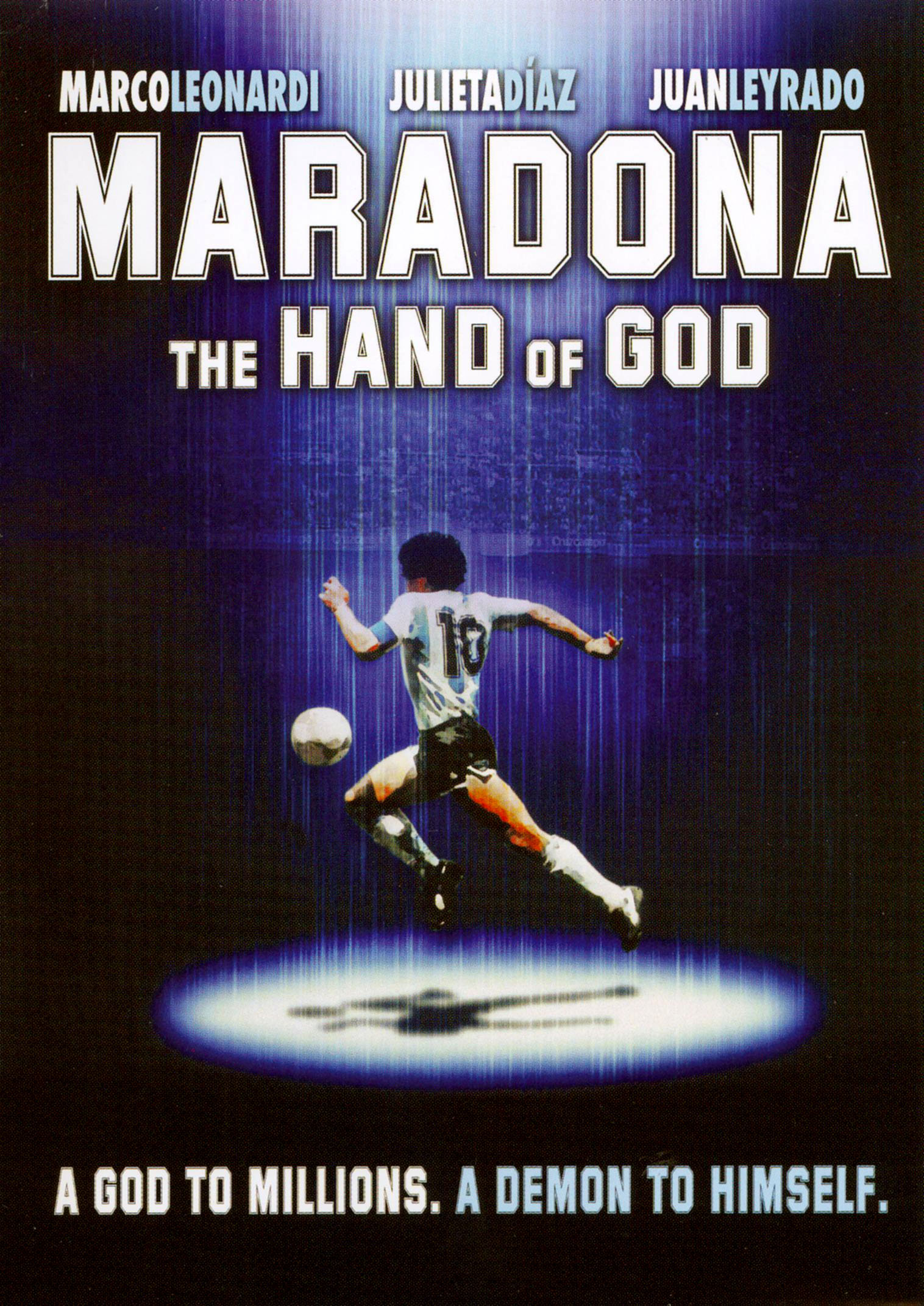maradona the hand of god 2007 marco risi synopsis