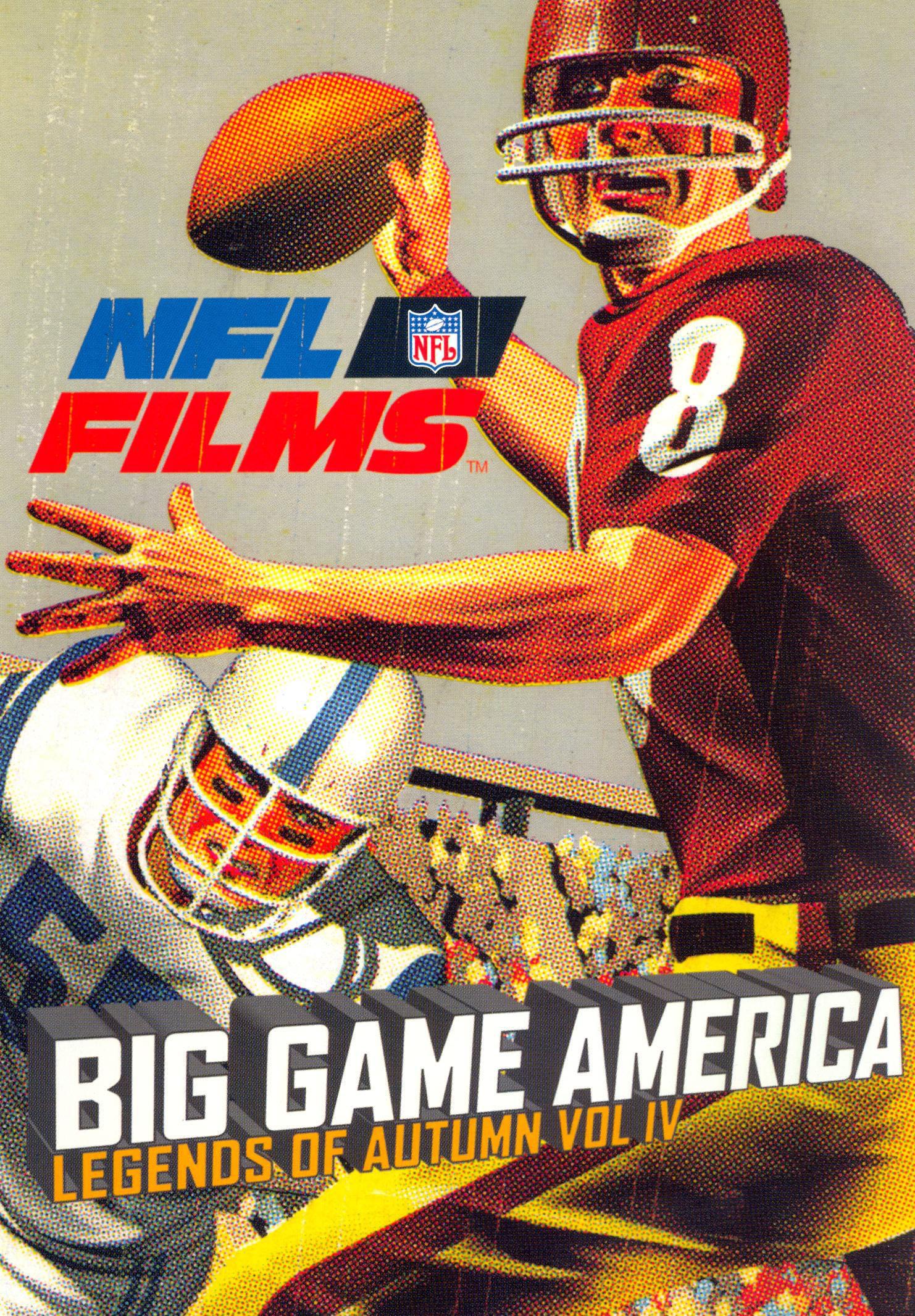 nfl films legends of autumn vol iv big game america