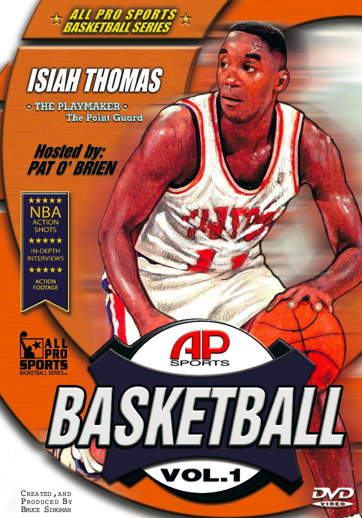 All Pro Sports Basketball Series: Isiah Thomas - Playmaker