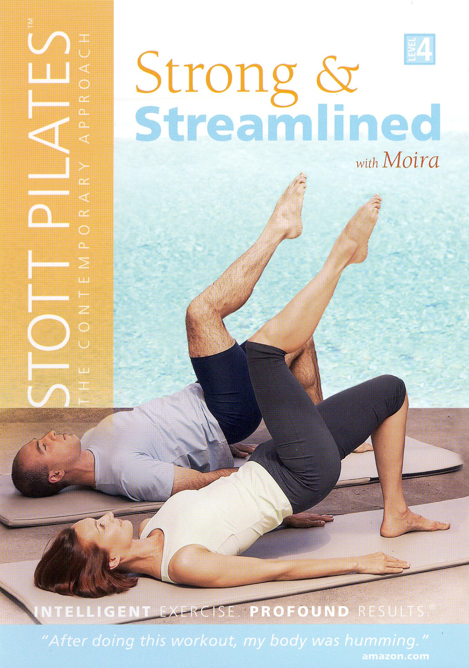 Stott Pilates: Strong & Streamlined