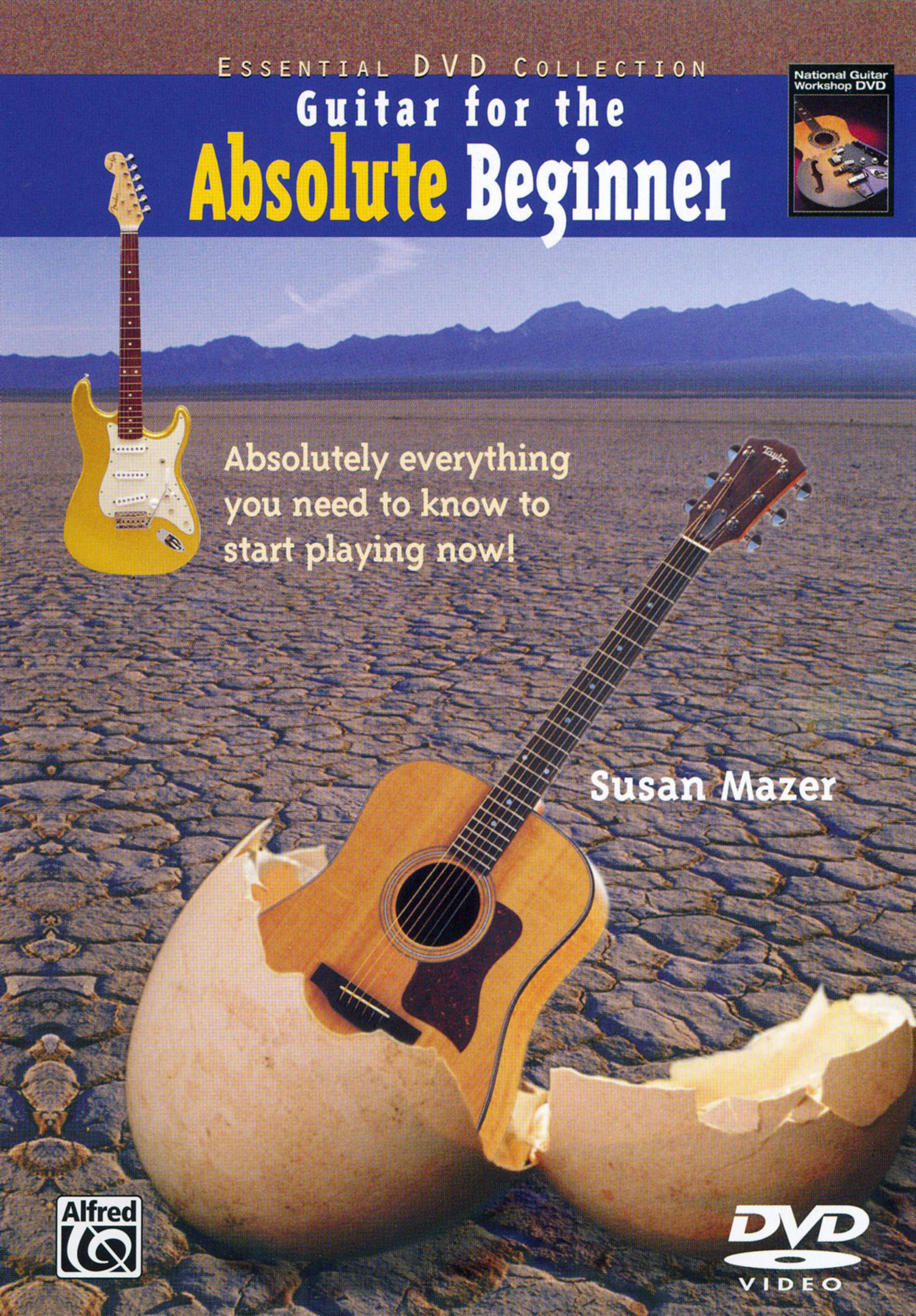 Guitar for the Absolute Beginner, Vol. 1