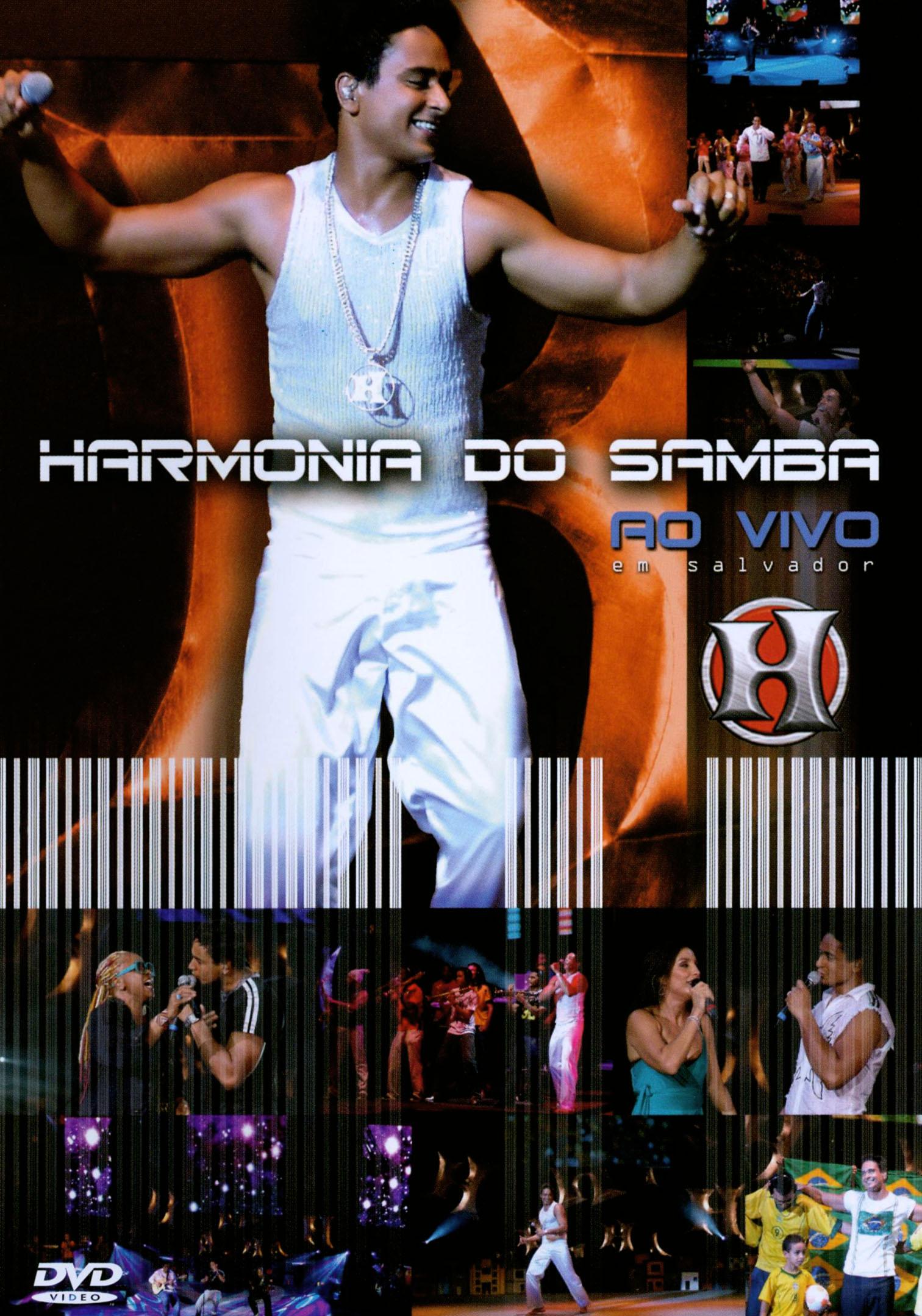 Harmonia do Samba: Ao Vivo em Salvador