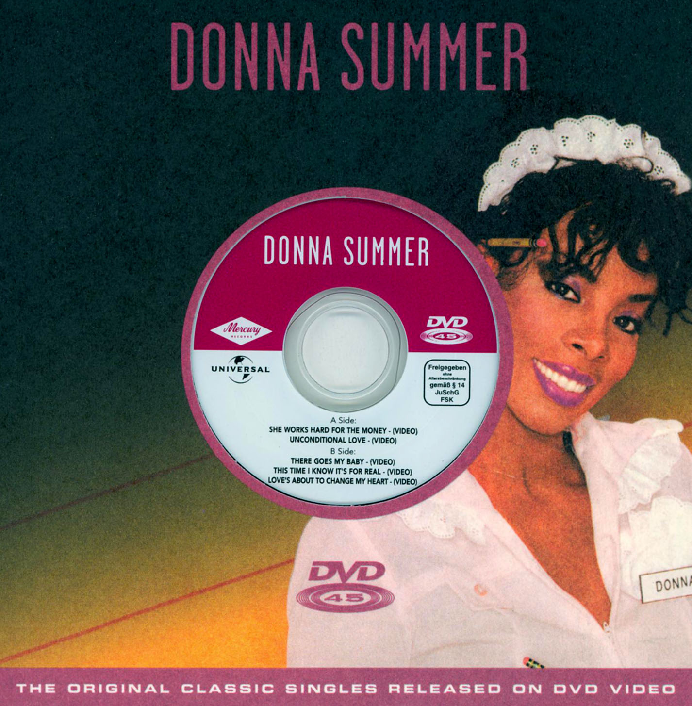 Donna Summer: She Works Hard for the Money
