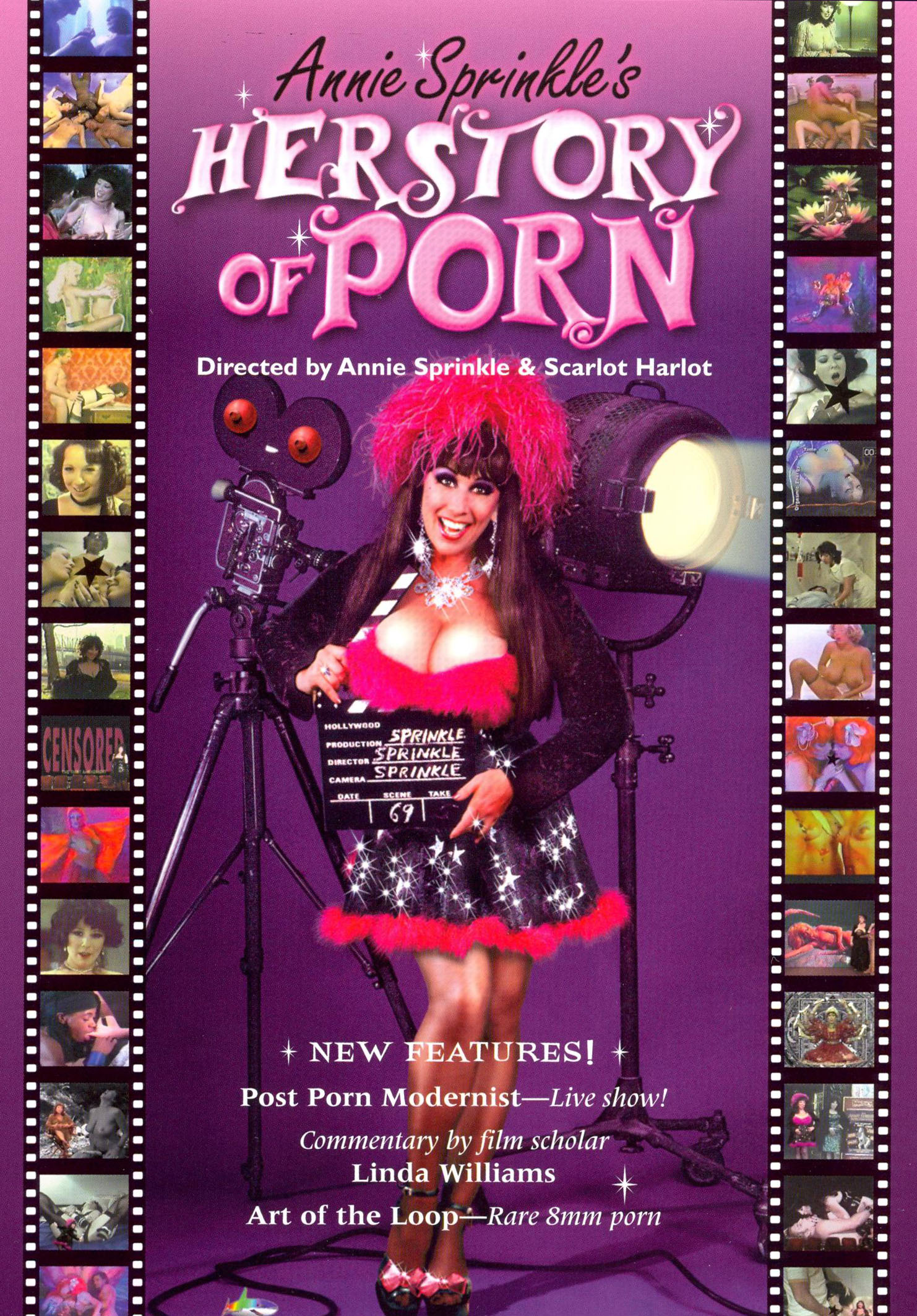 Энни спринкл порно 16 фотография