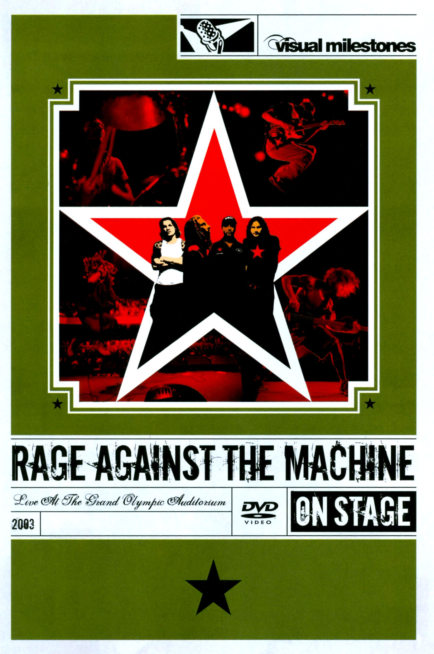 Rage Against the Machine: Live at the Grand Olympic Auditorium