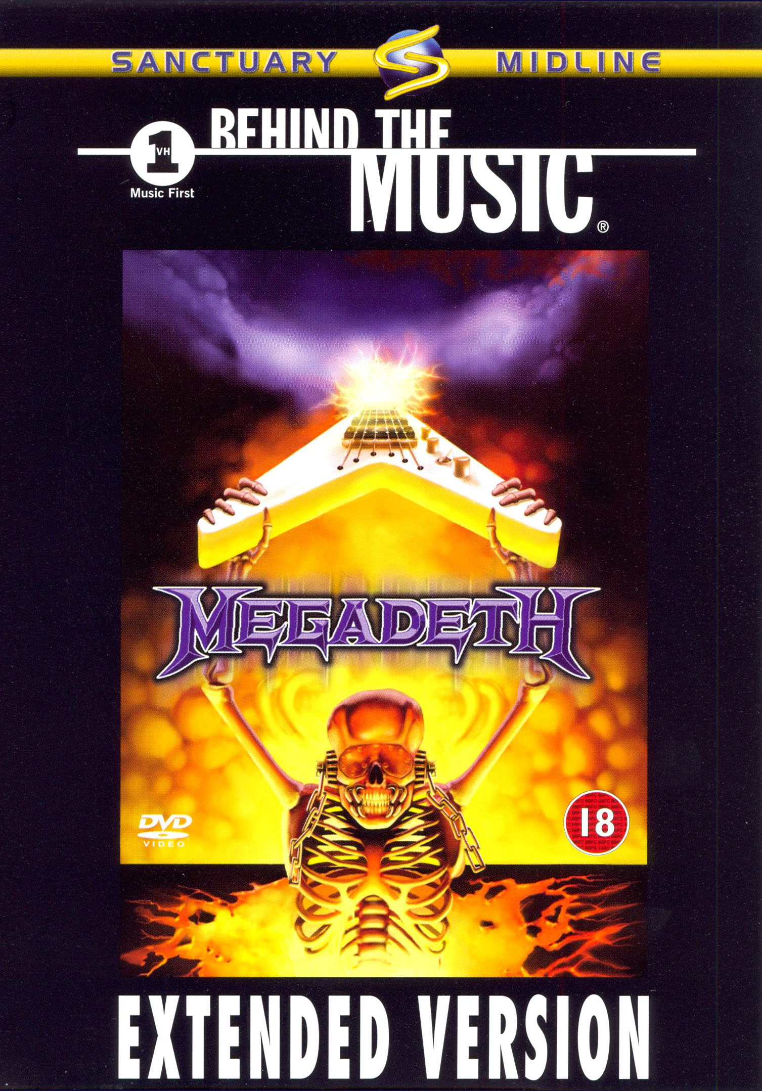 VH1: Behind the Music - Megadeth (2001) - | Releases | AllMovie