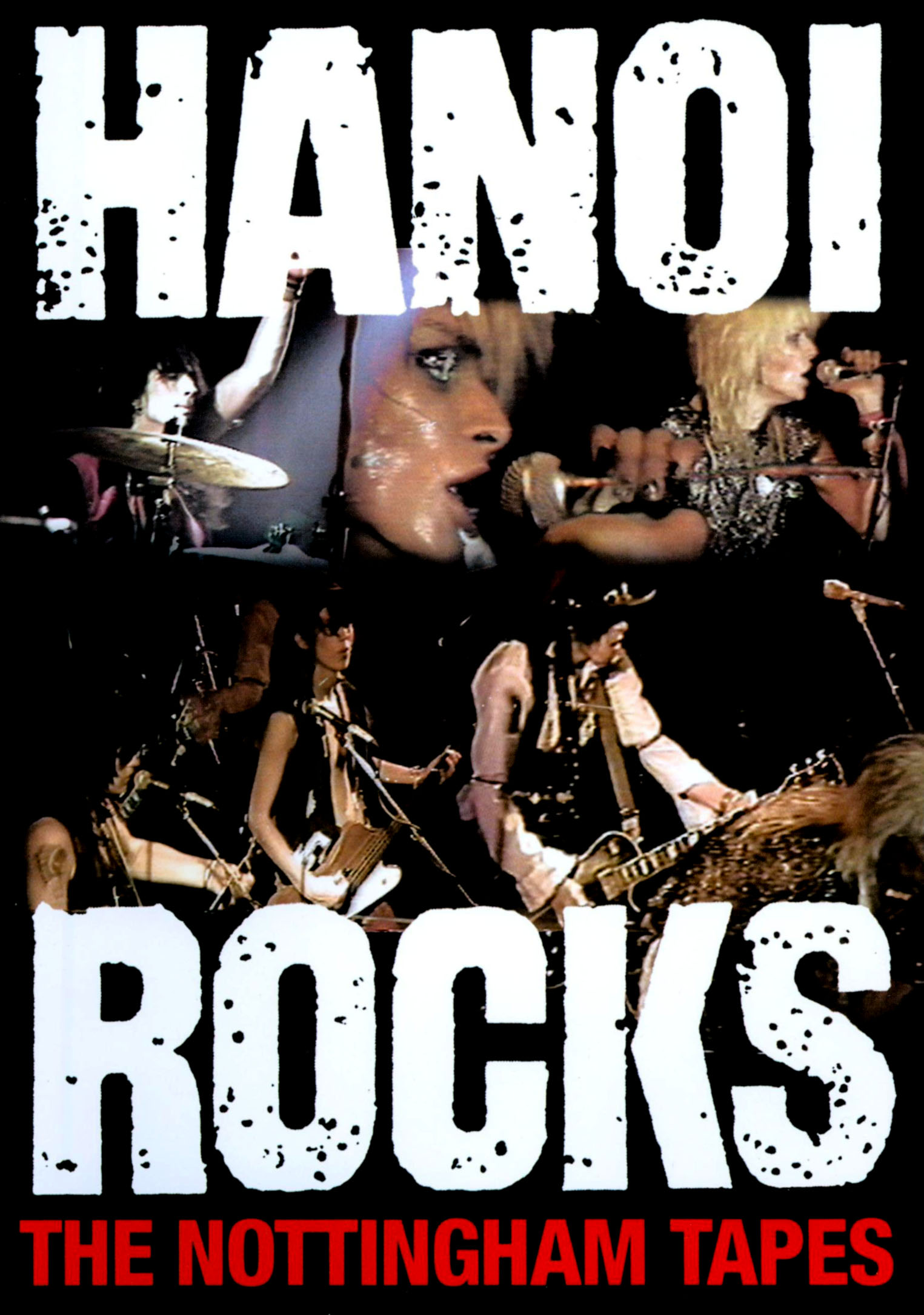 Hanoi Rocks: The Nottingham Tapes