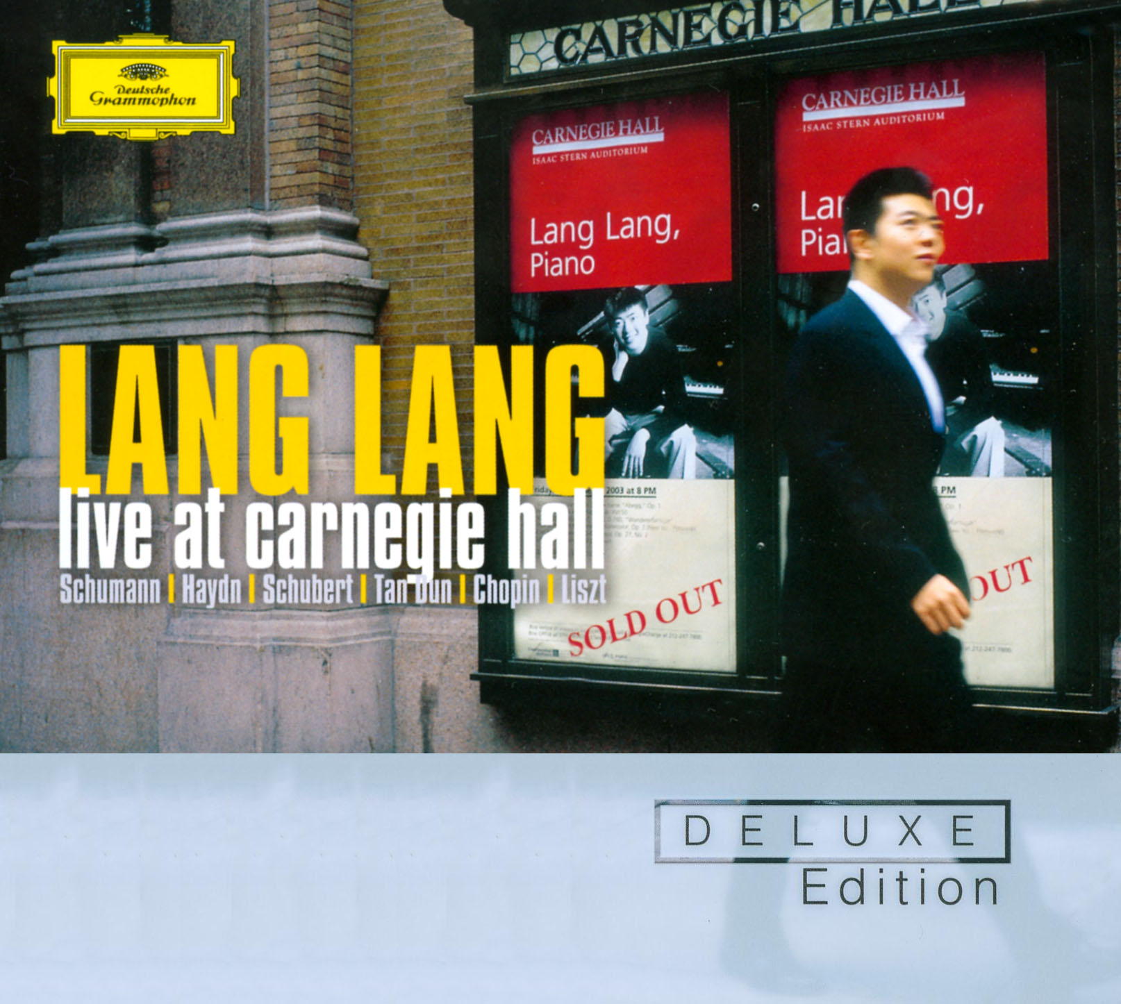 Lang Lang: Live at Carnegie Hall
