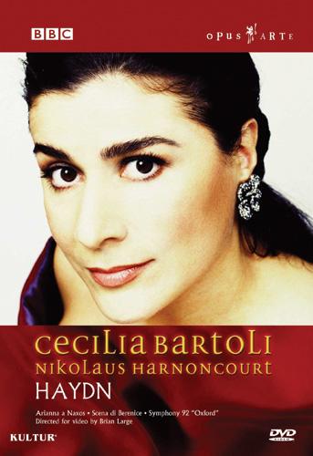 Cecilia Bartoli: Haydn