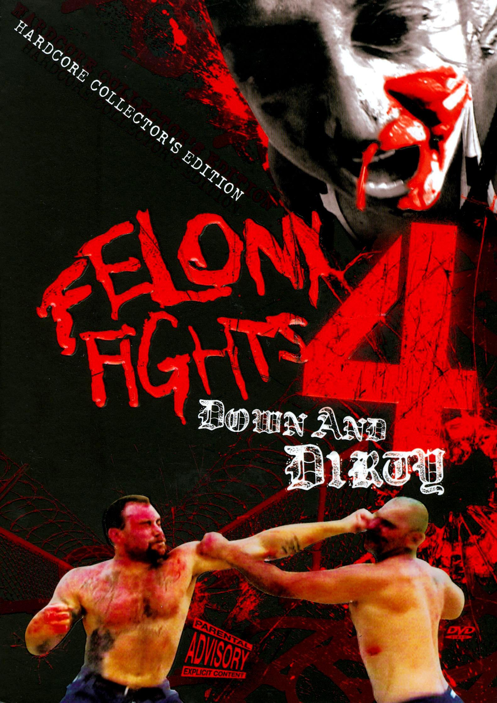 Felony Fights, Vol. 4