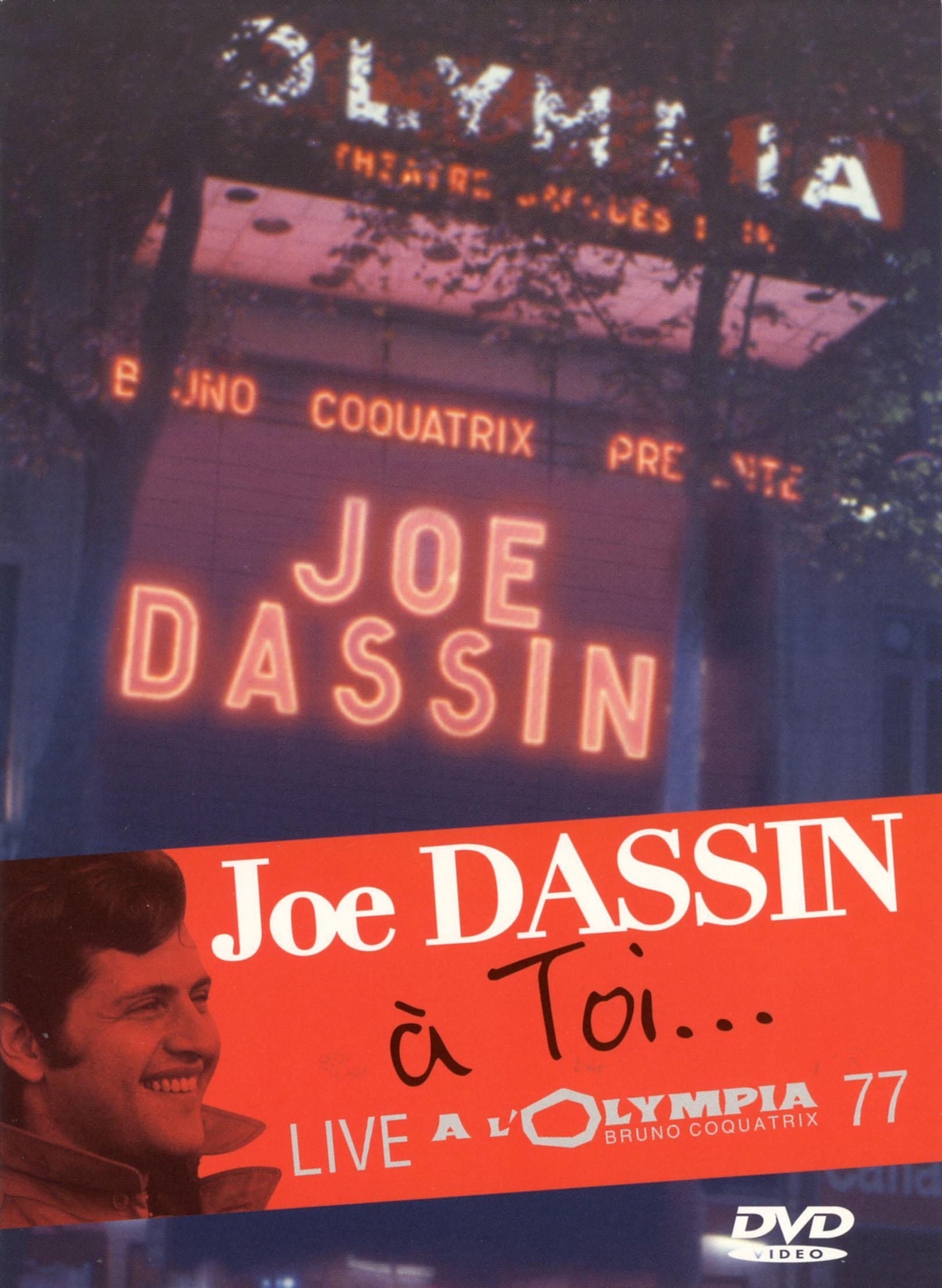 Joe Dassin: Live a l'Olympia