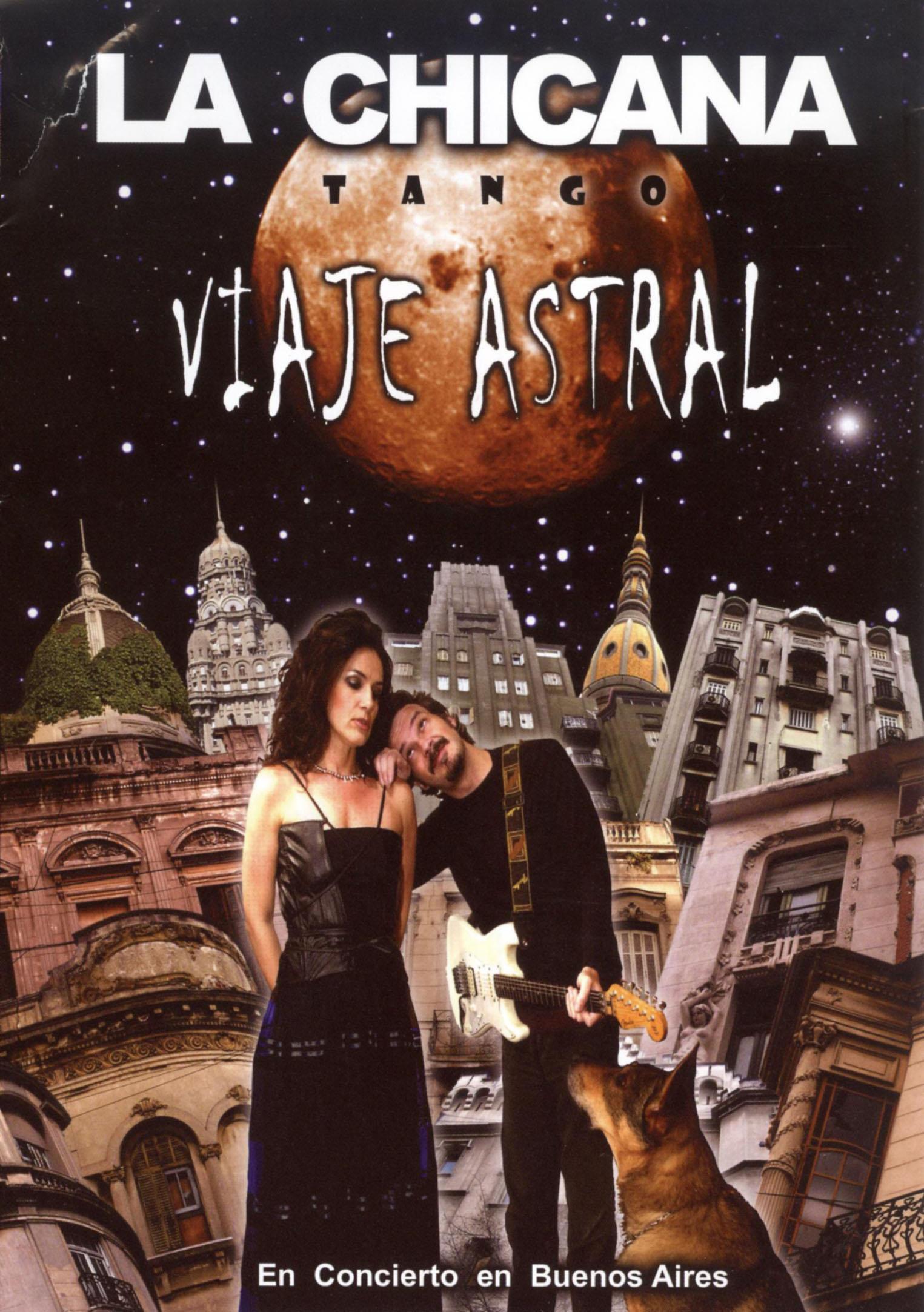 Chicana: Viaje Astral