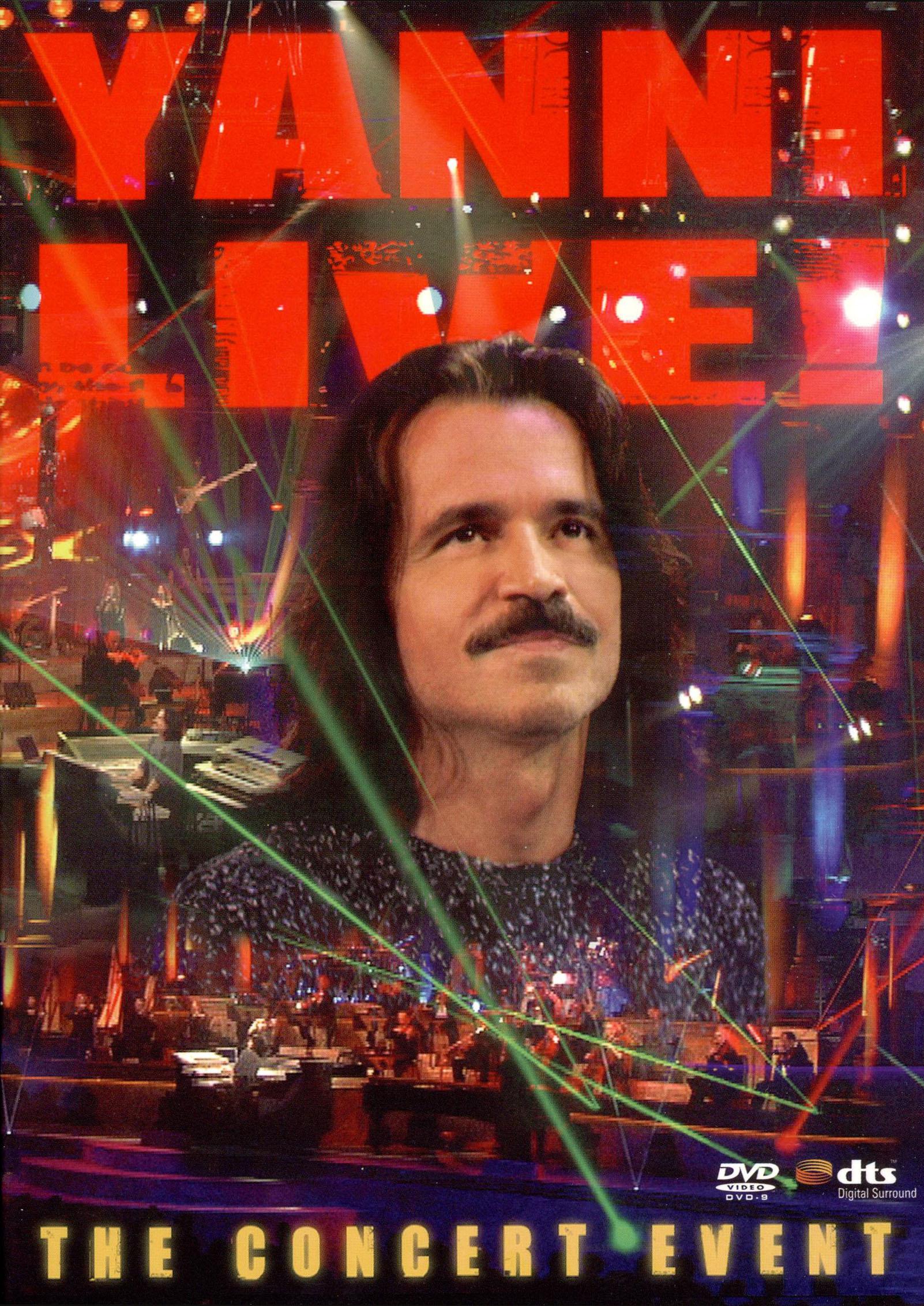 Yanni: Live - The Concert Event