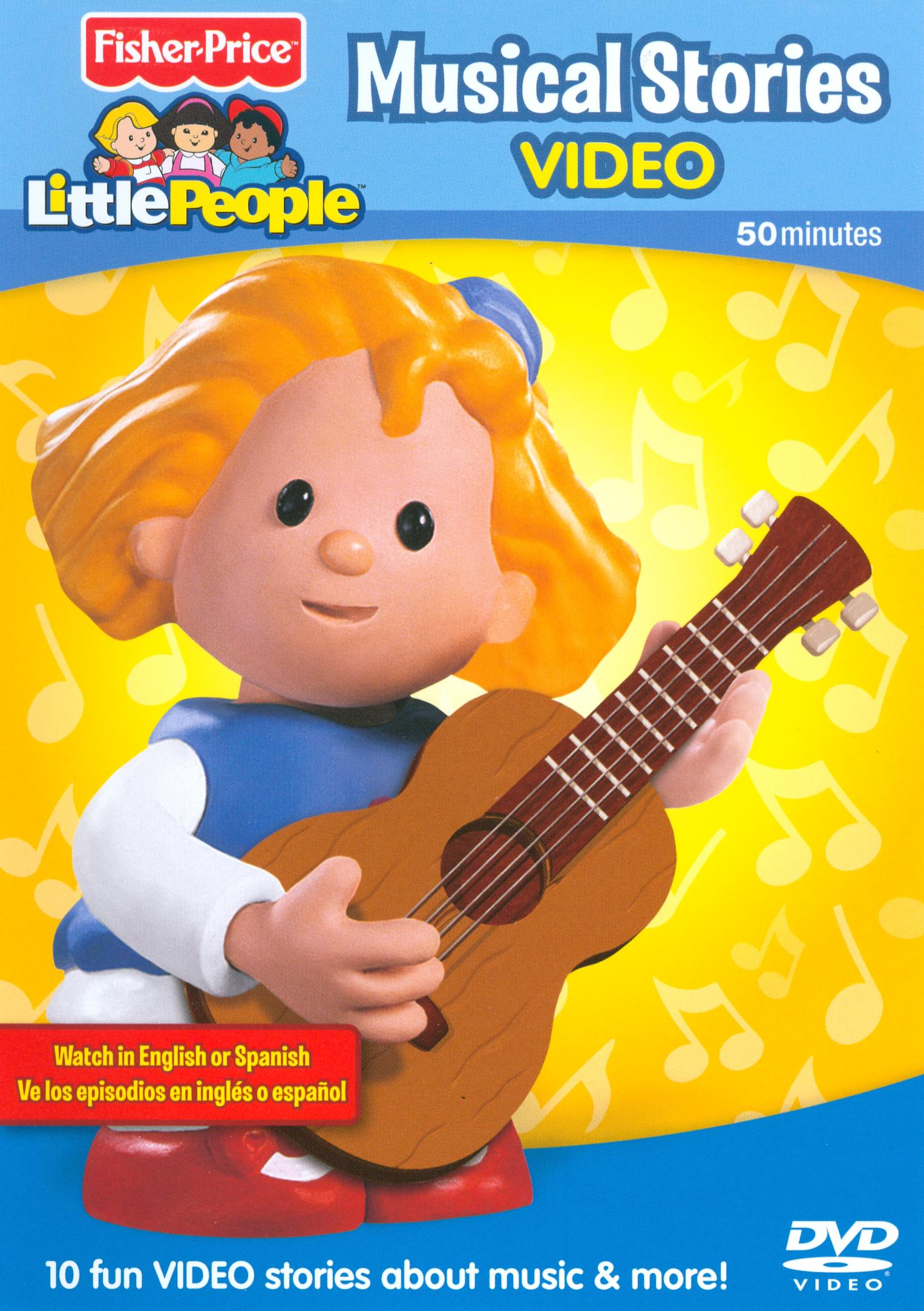 fisherprice little people musical stories 2008