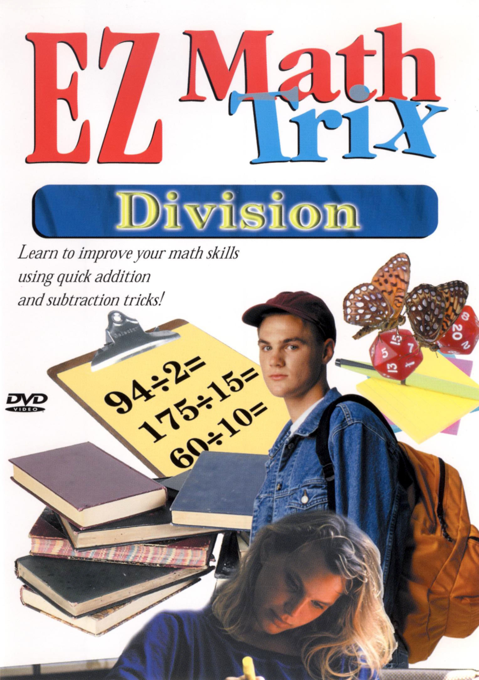 EZ Math Tricks: Division