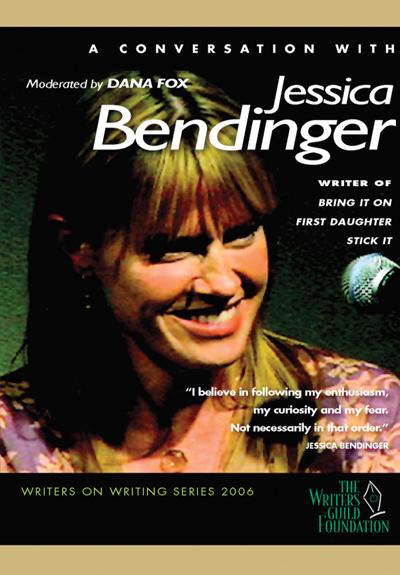 A Conversation With Jessica Bendinger
