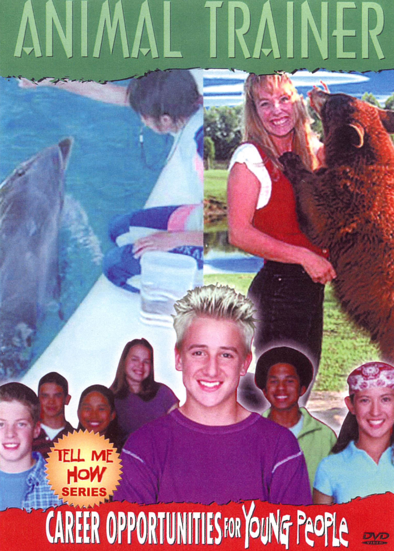 Career Opportunities for Young People: Animal Trainer