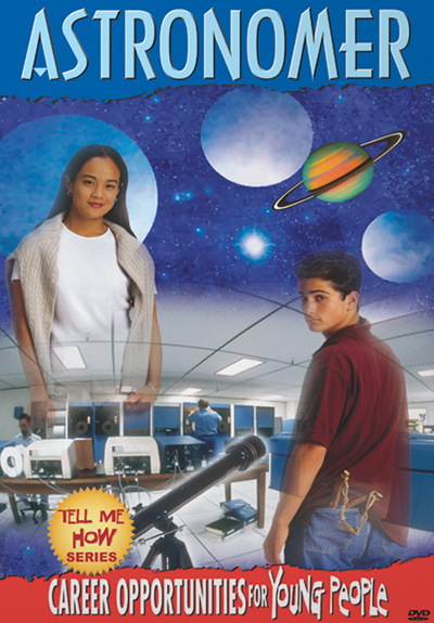 Career Opportunities for Young People: Astronomer