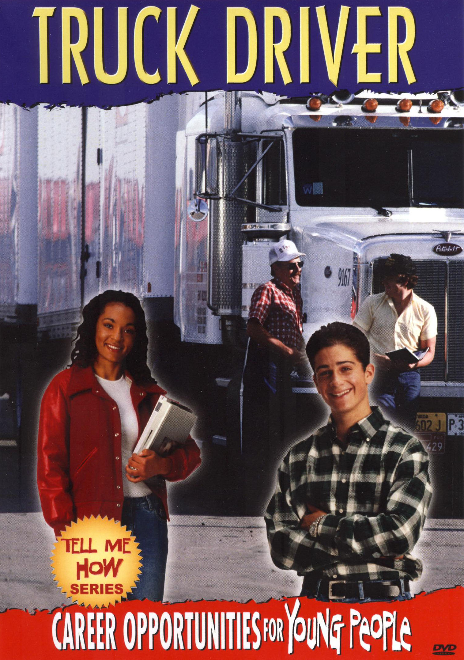 Career Opportunities for Young People: Truck Driver
