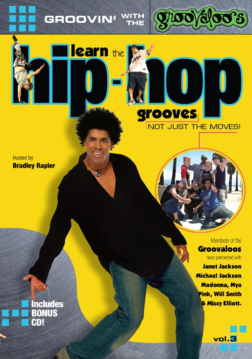 Groovin' With the Groovaloos: Learn the Hip-Hop Moves, Vol. 3