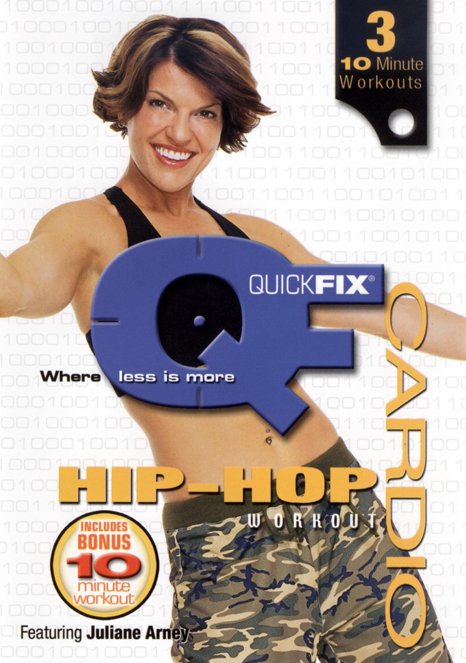 Quick Fix: Cardio Hip-Hop Workout
