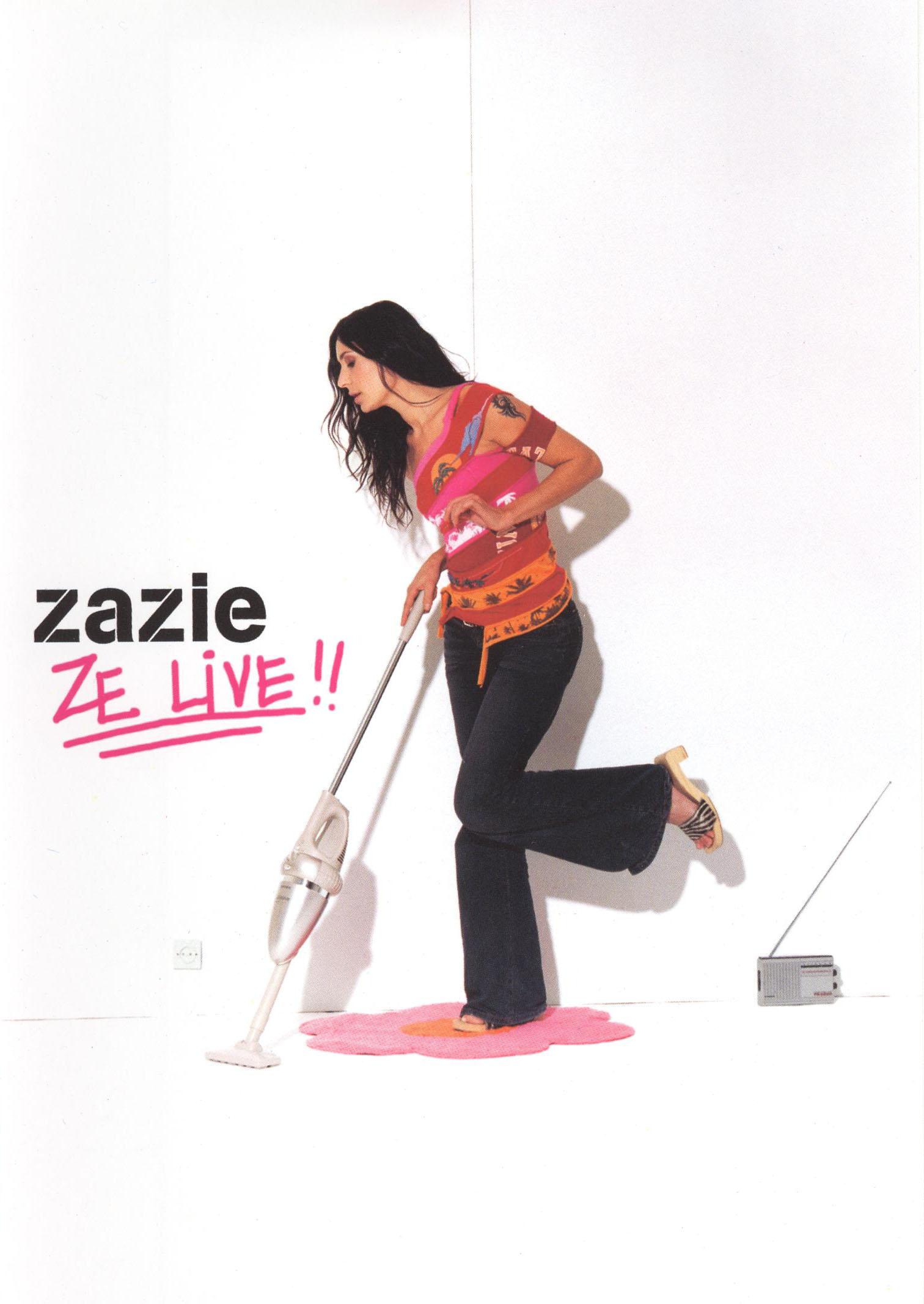 Zazie - jetais l0e0
