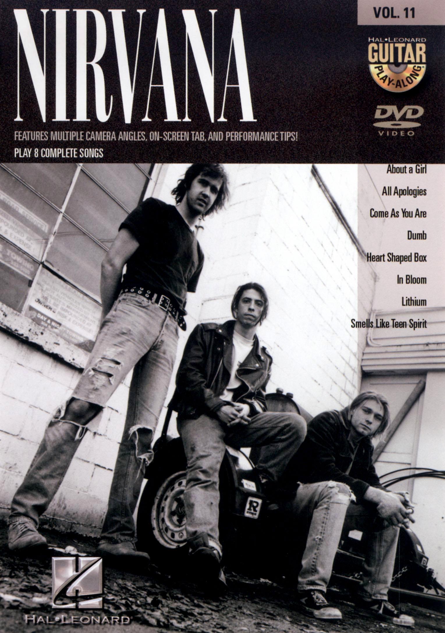 Guitar Signature Licks: Best Nirvana Signature Licks