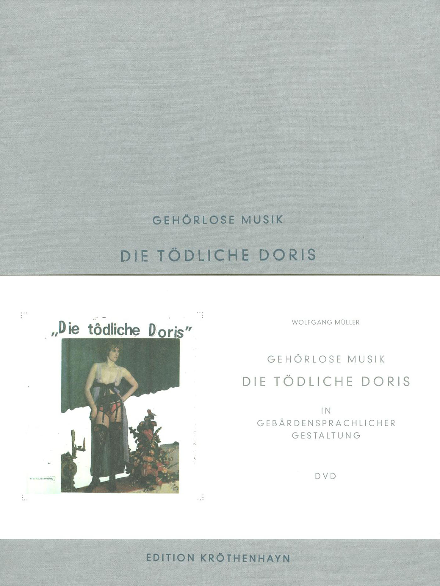 Die Todliche Doris: Gehorlose Musik