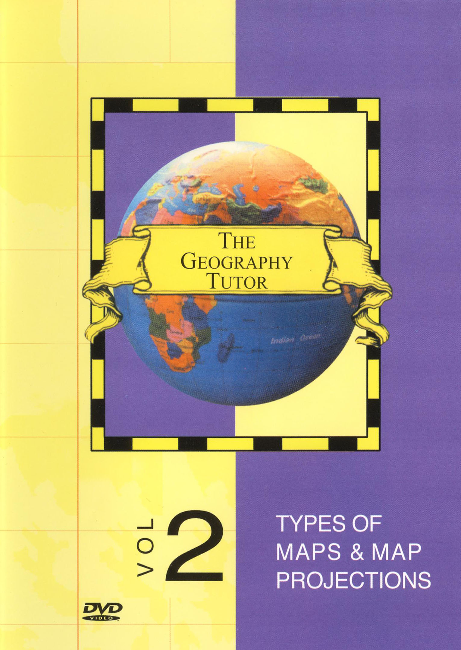 The Geography Tutor: Types of Maps