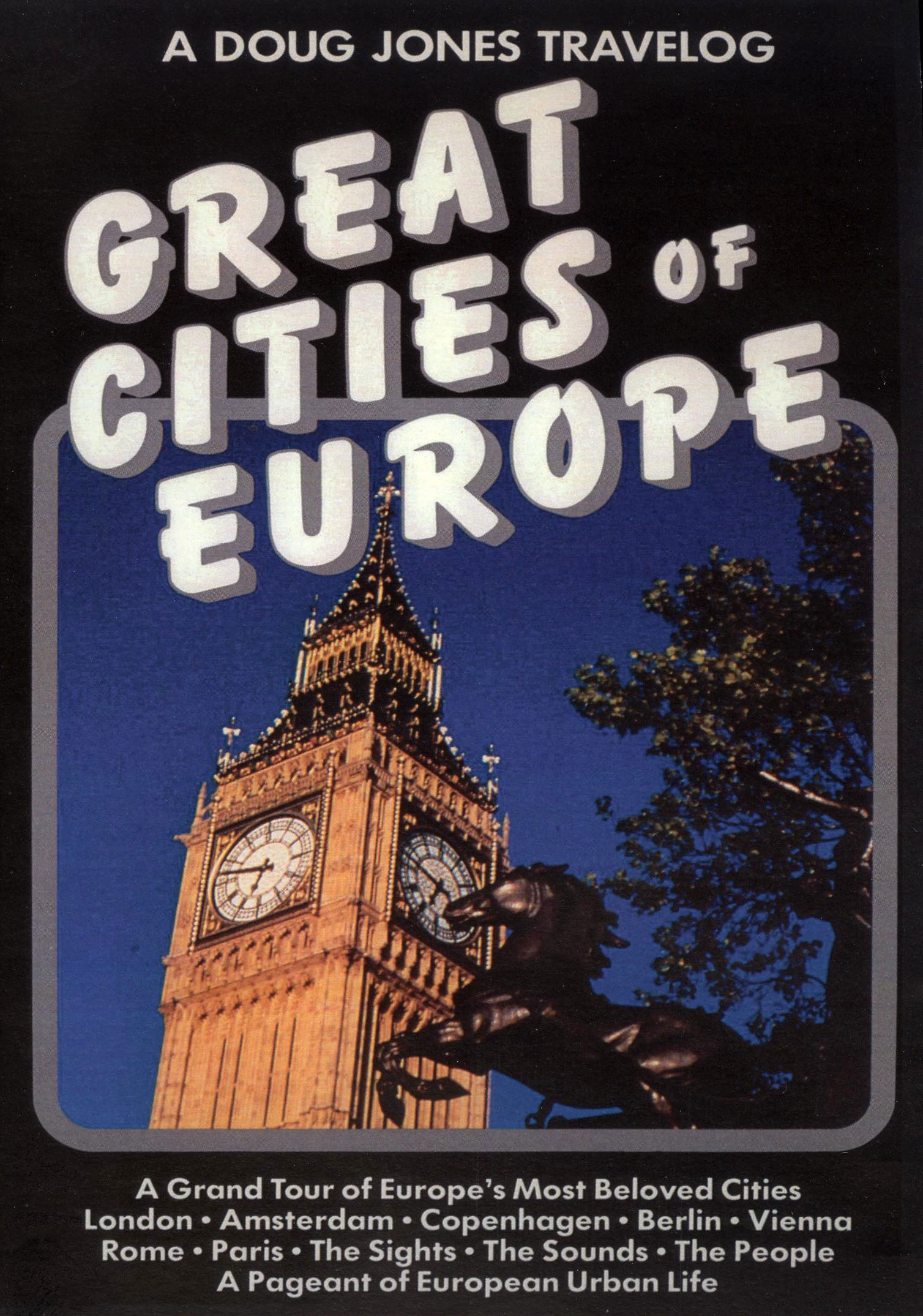 Great Cities of Europe