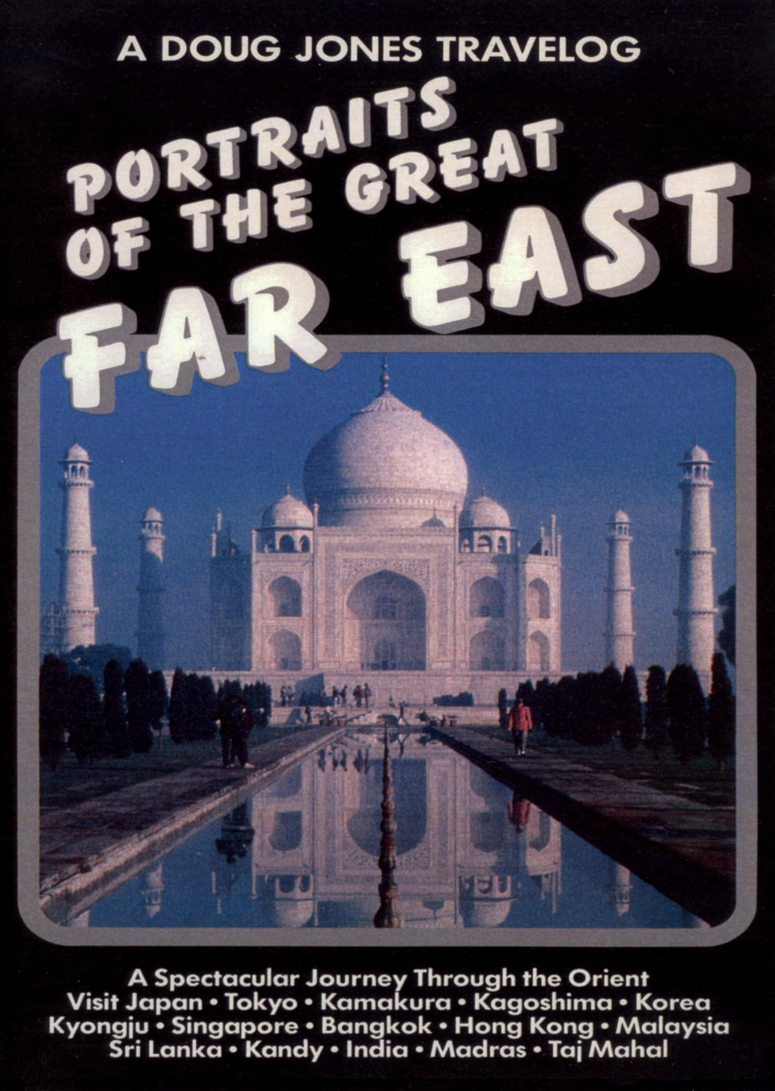 Portraits of the Great Far East
