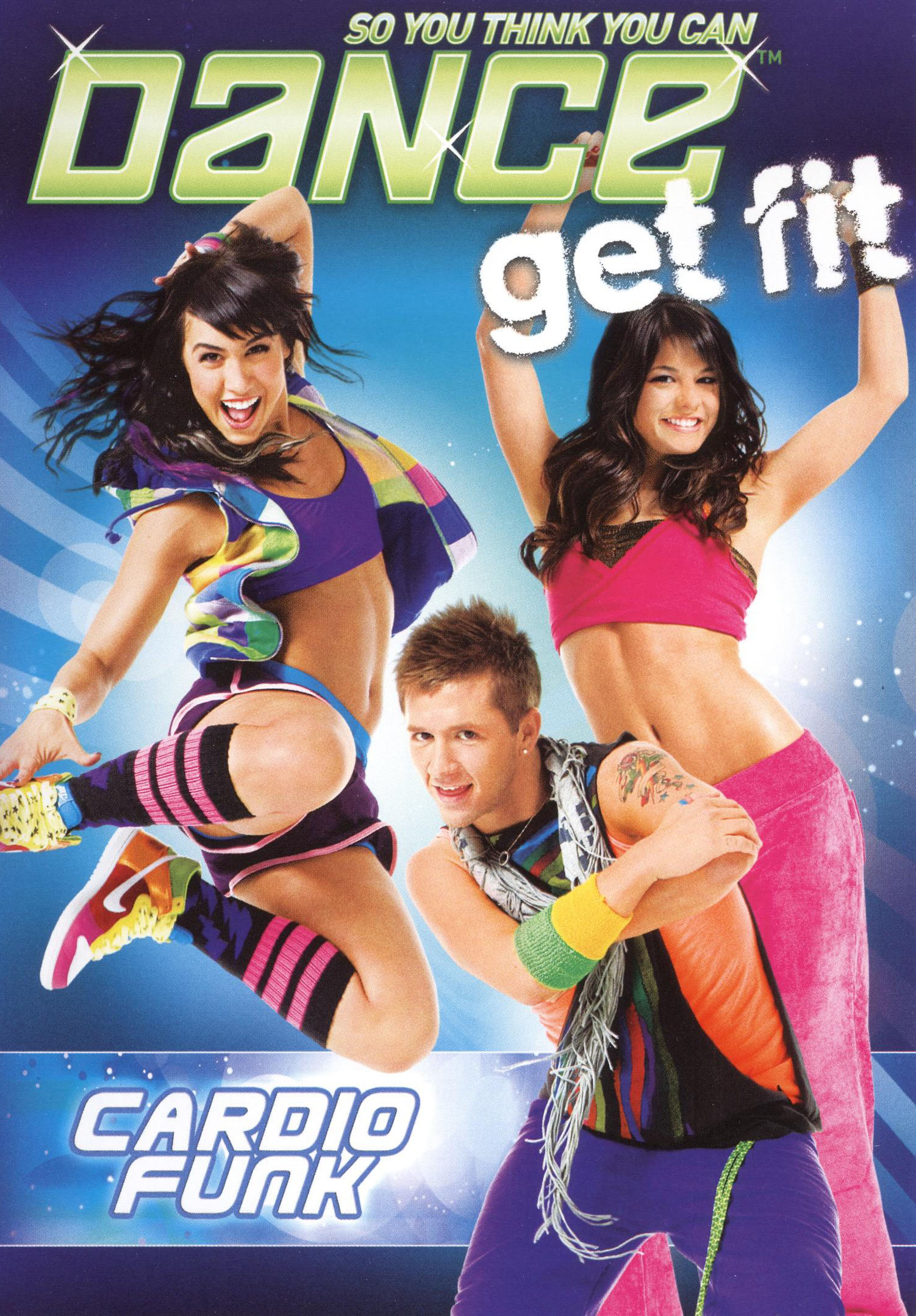 So You Think You Can Dance: Get Fit - Cardio Funk