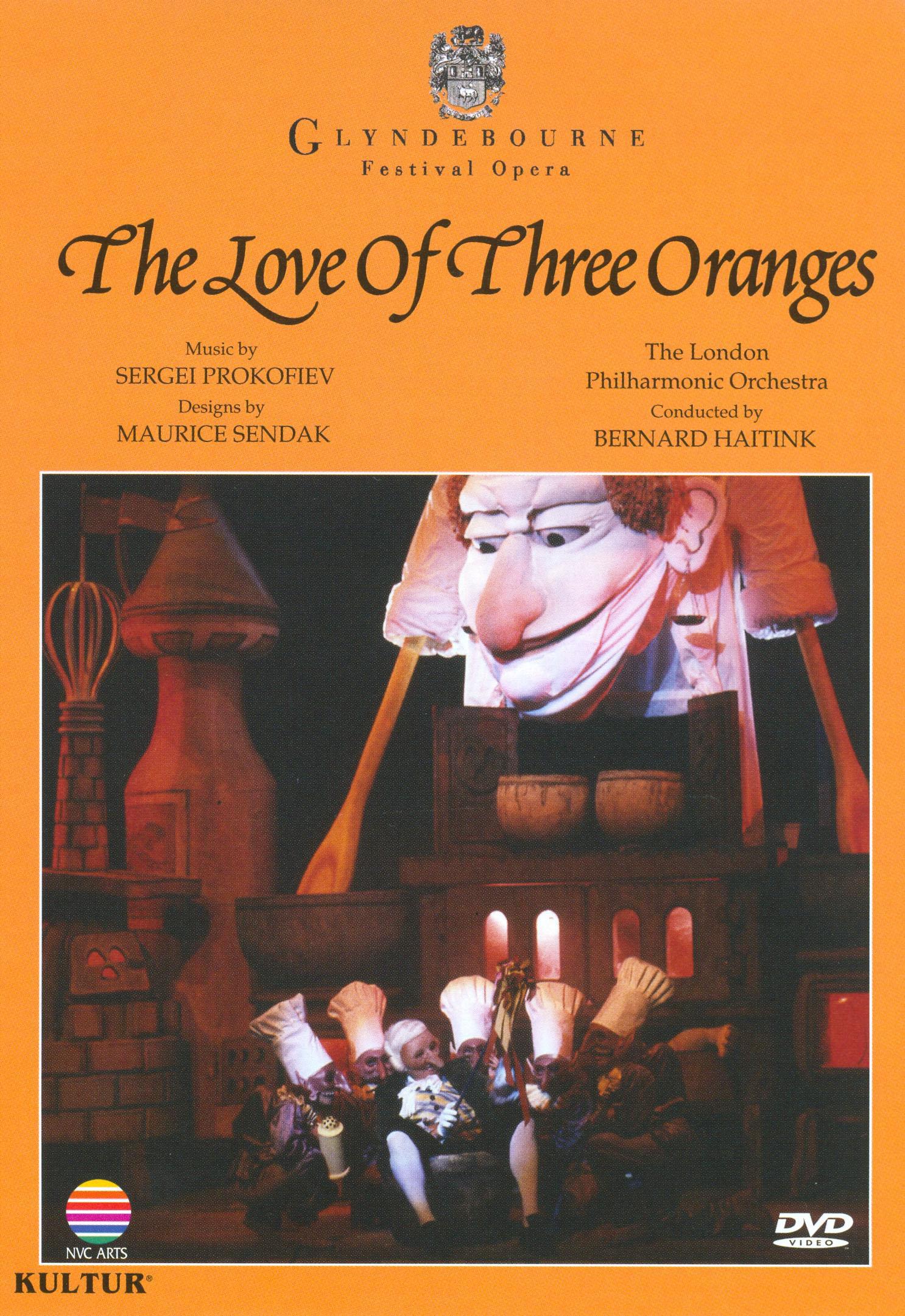The Love of Three Oranges (Glyndebourne Festival Opera)