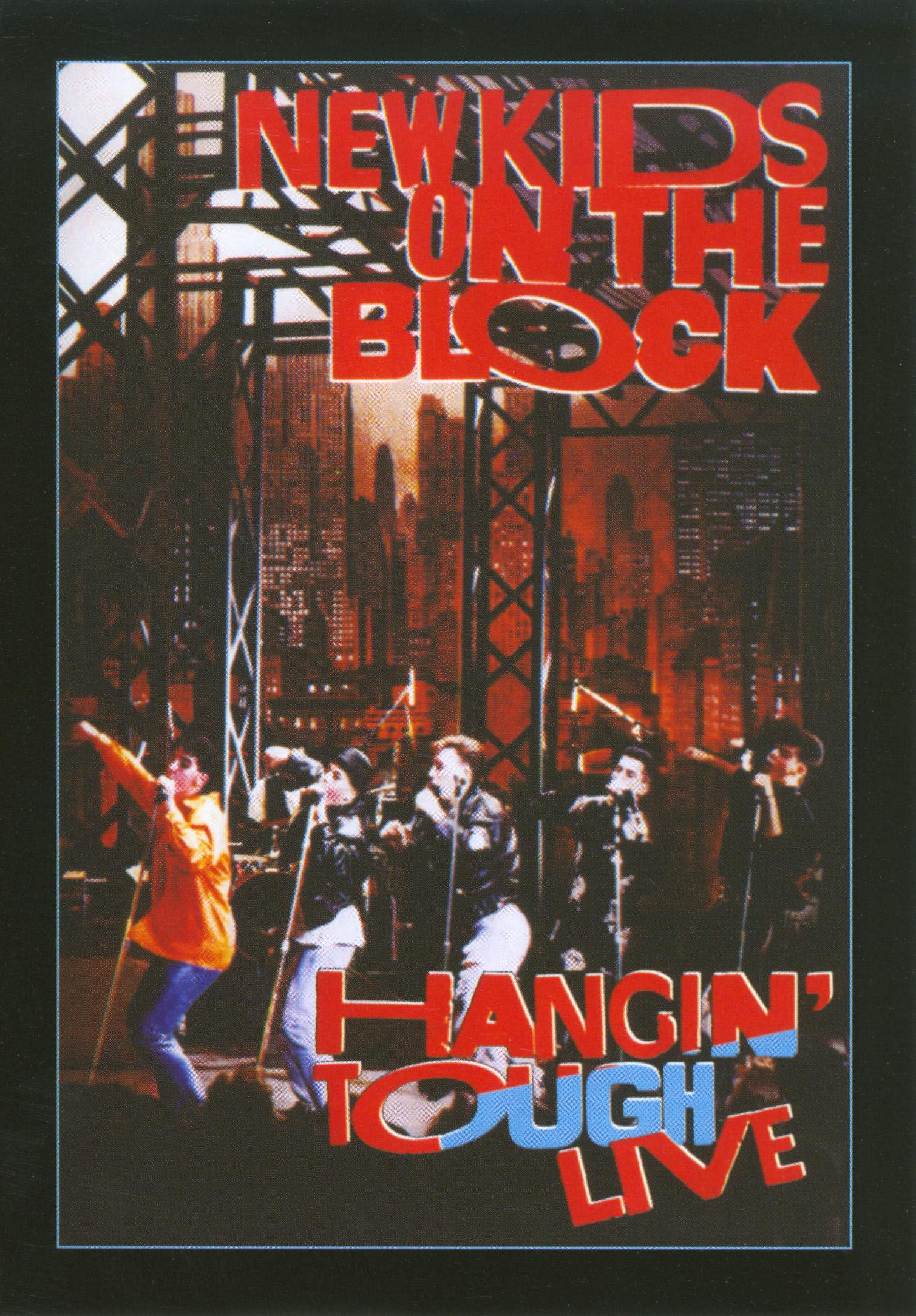 New Kids on the Block: Hangin' Tough Live
