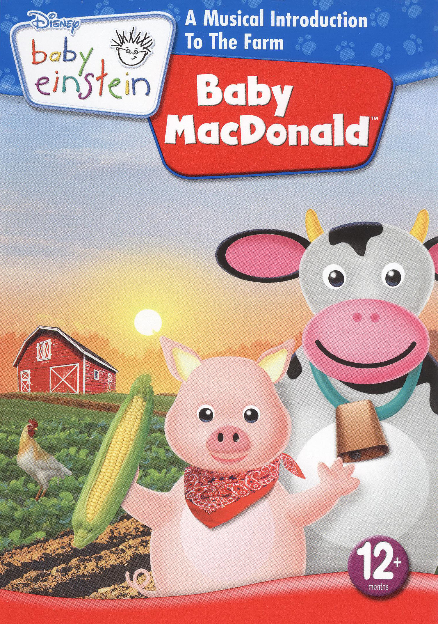 Baby MacDonald: A Day on the Farm