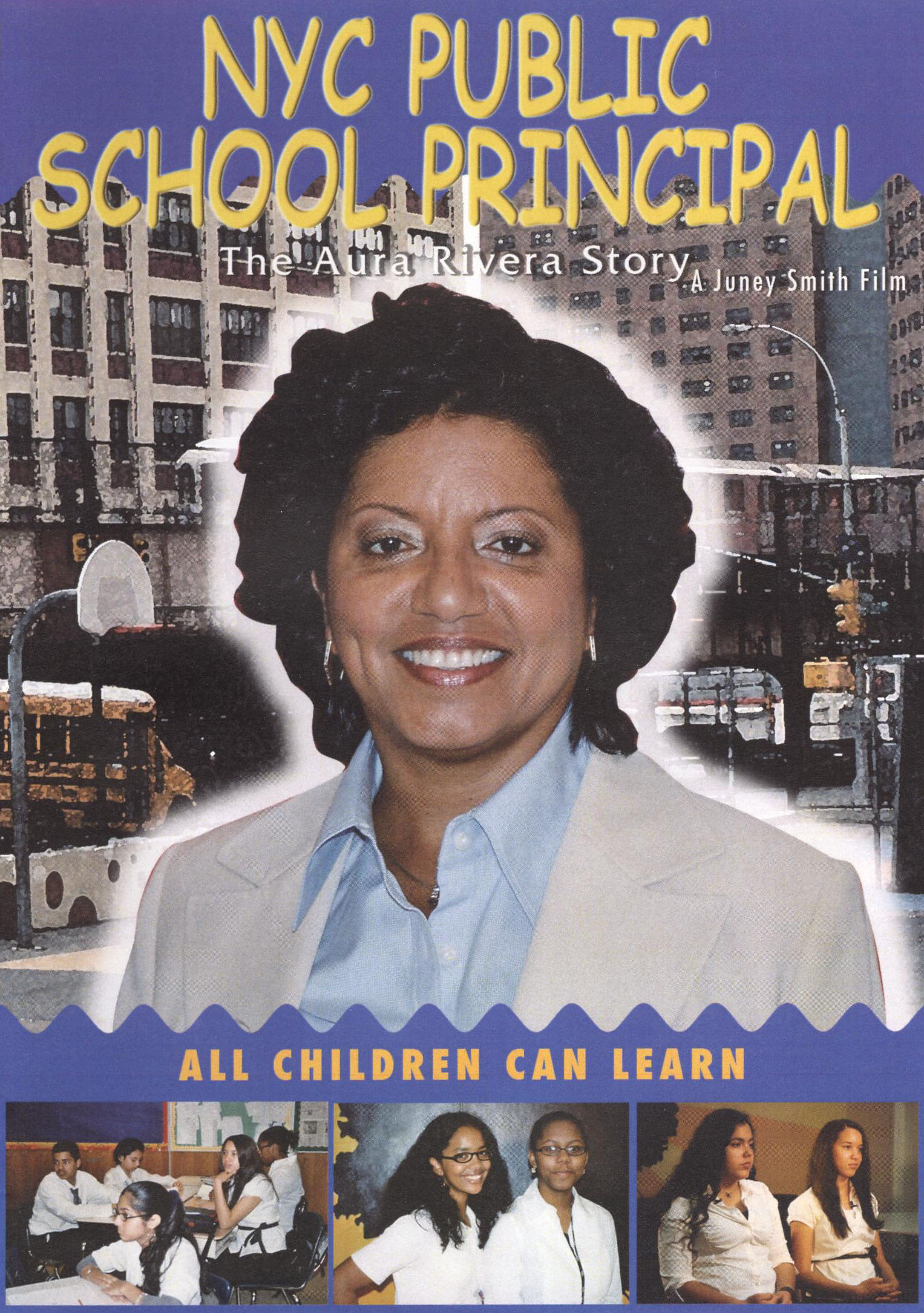 NYC Public School Principal: The Aura Rivera Story