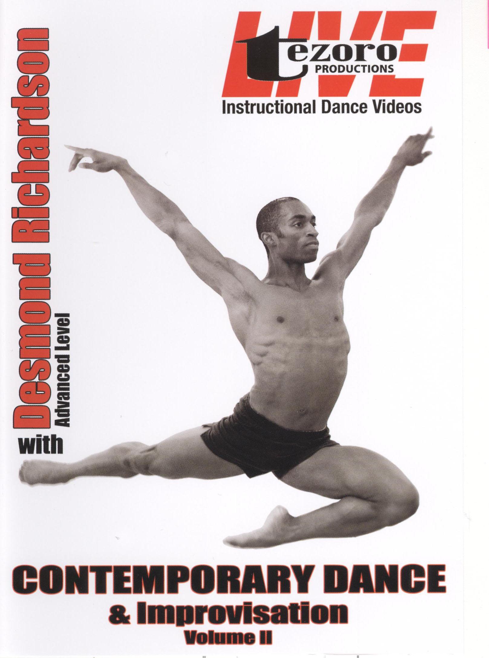 Contemporary Dance Dissertation