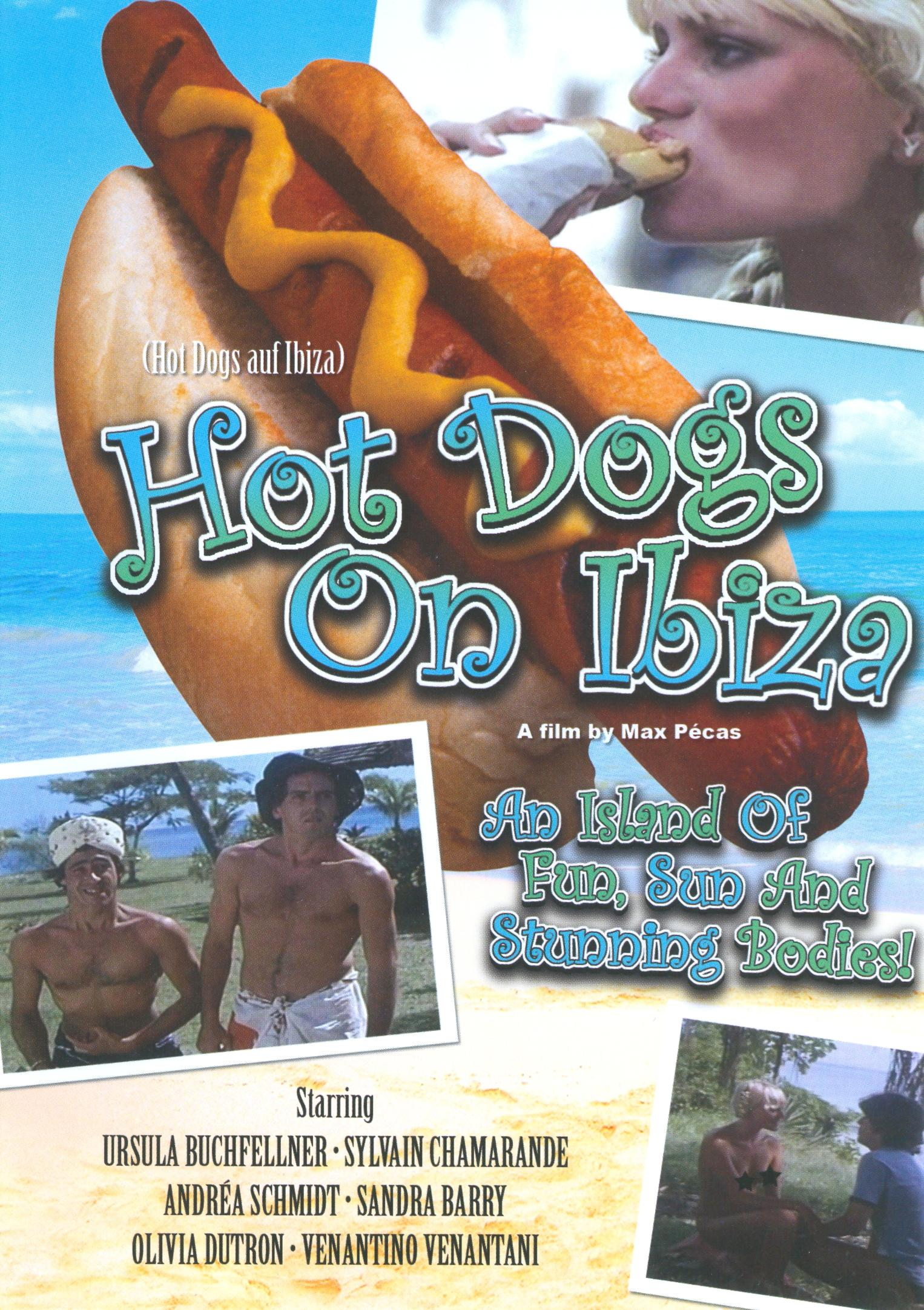 Hot Dogs Auf Ibiza