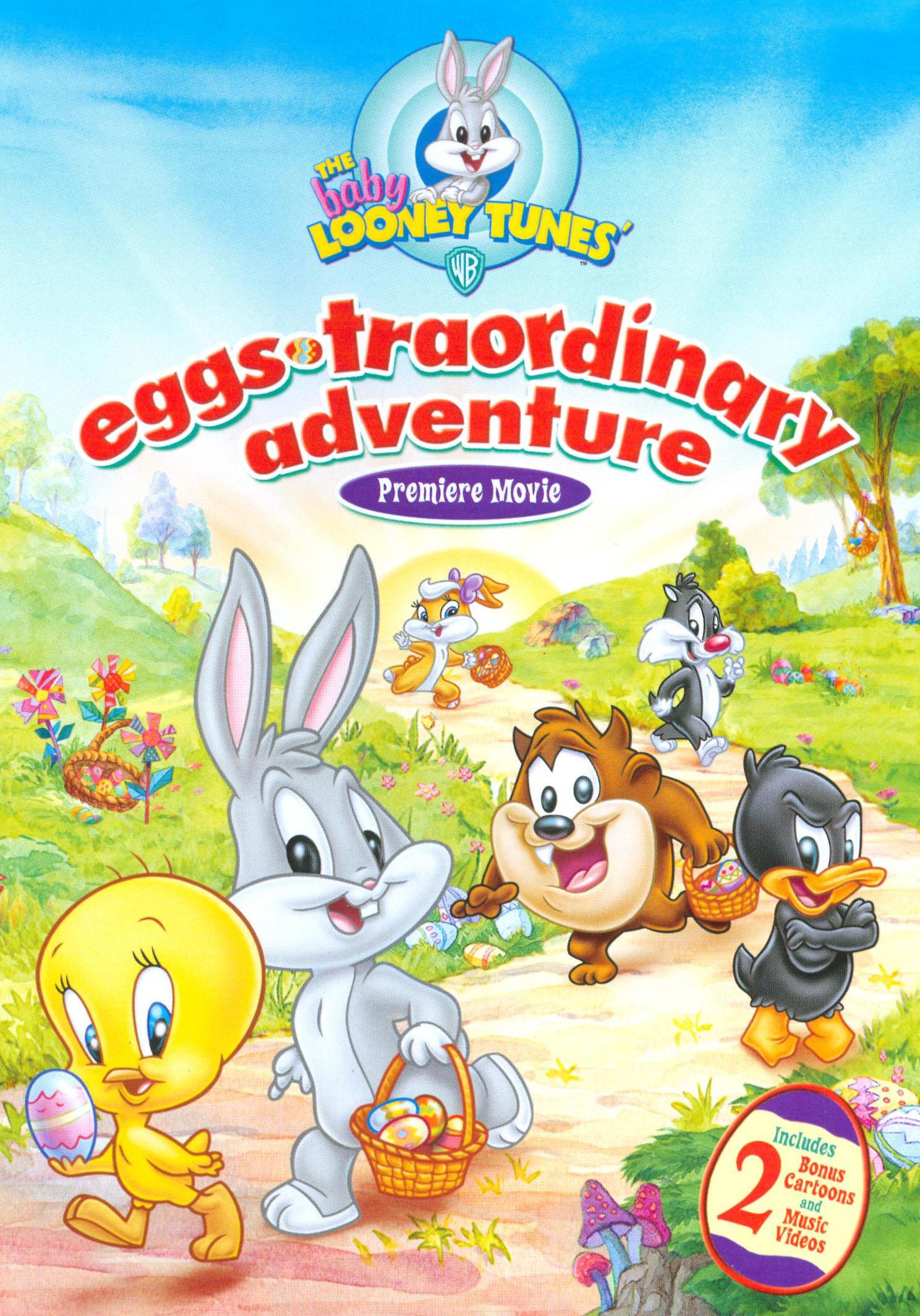 The Baby Looney Tunes' Eggs-Traordinary Adventure