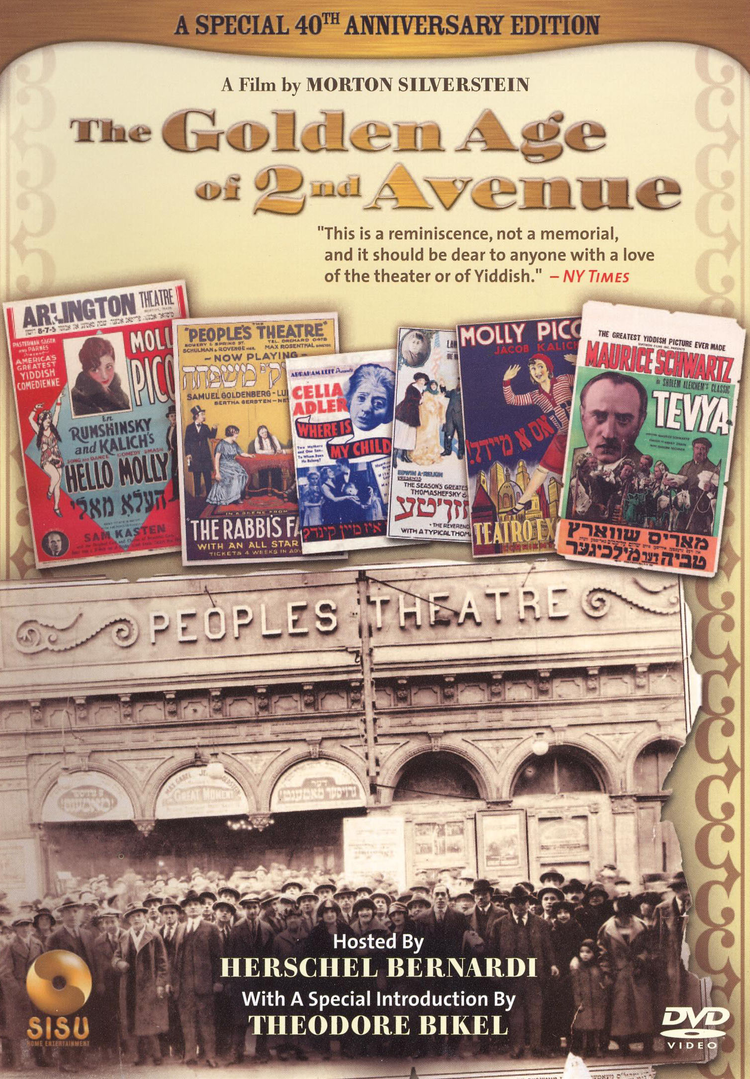 The Golden Age of 2nd Avenue