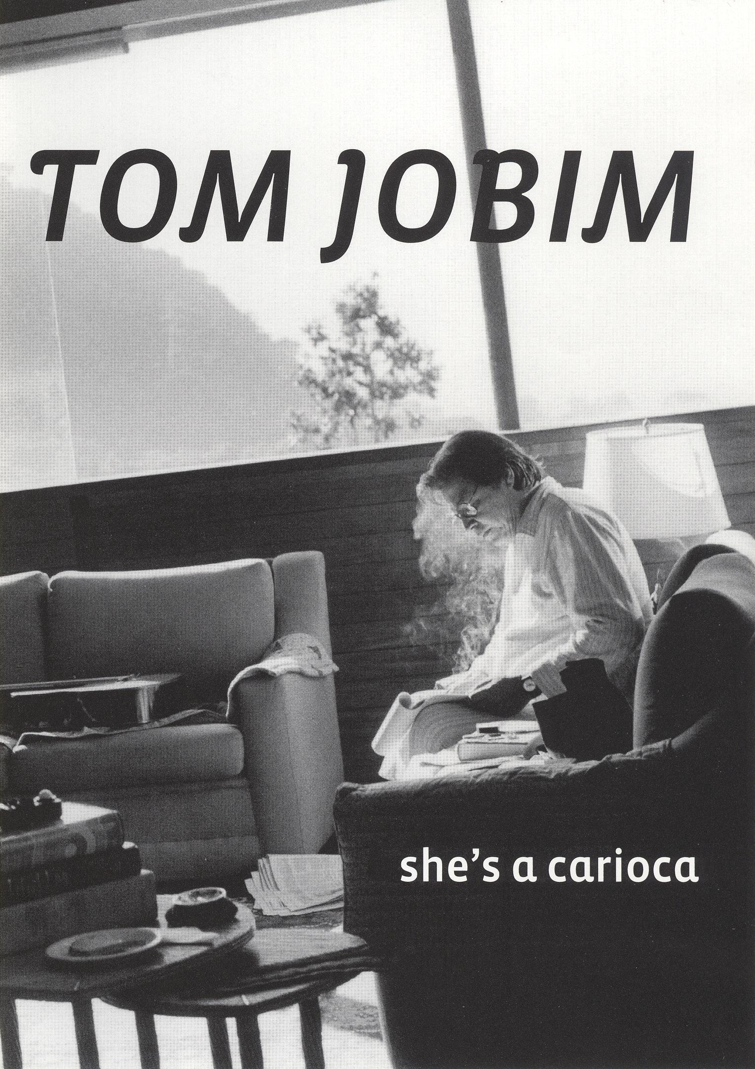 Tom Jobim: She's a Carioca