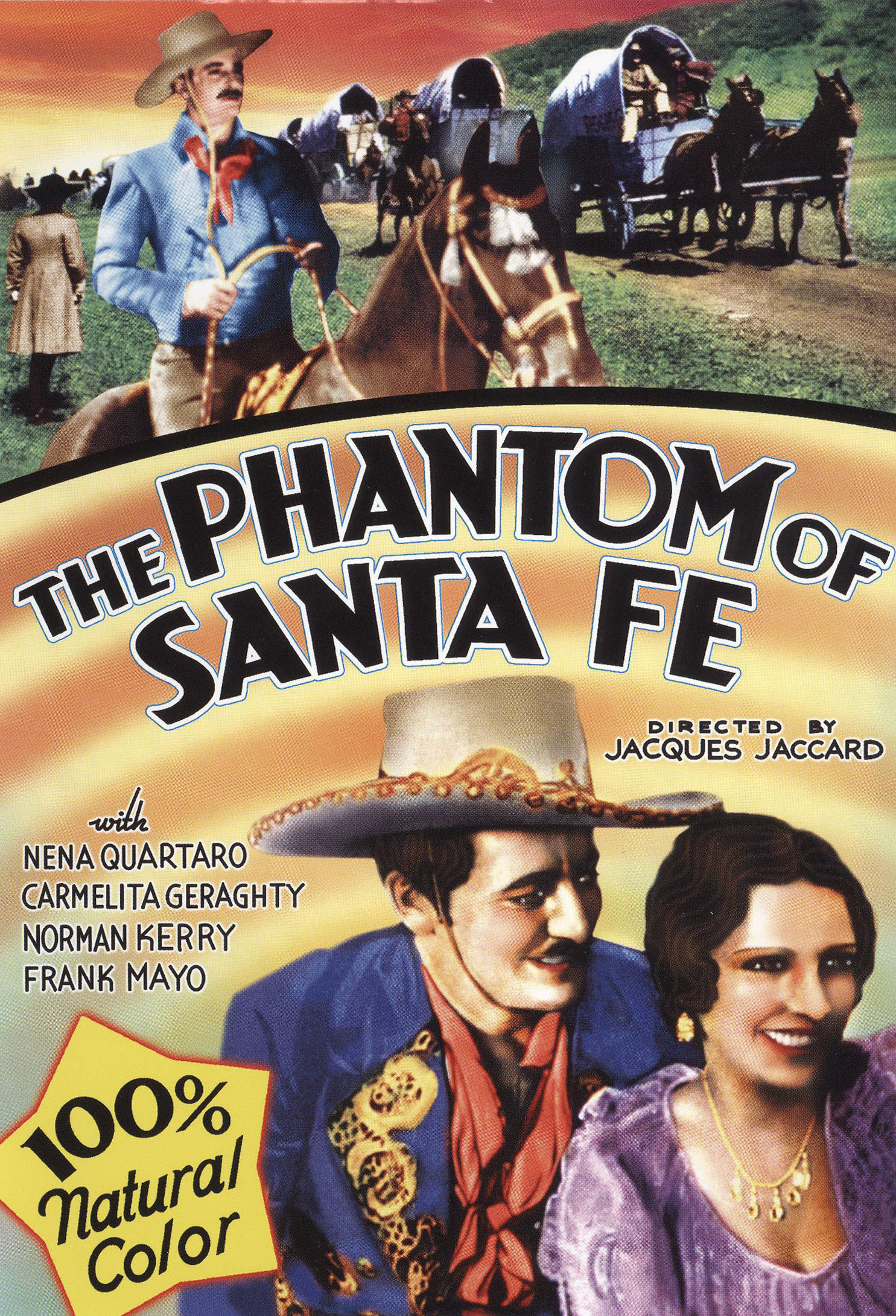 The Phantom of Santa Fe