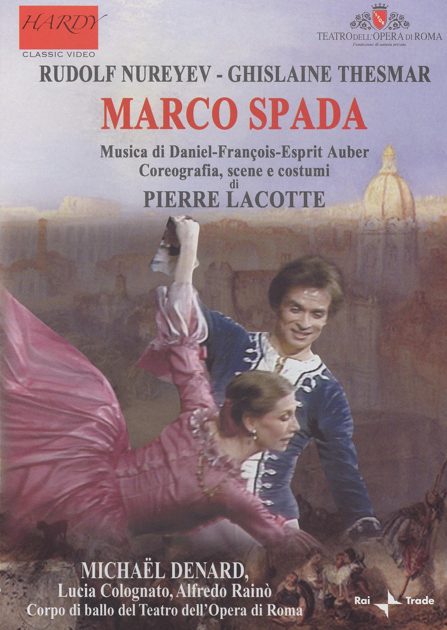 Marco Spada (Rome Opera Ballet)