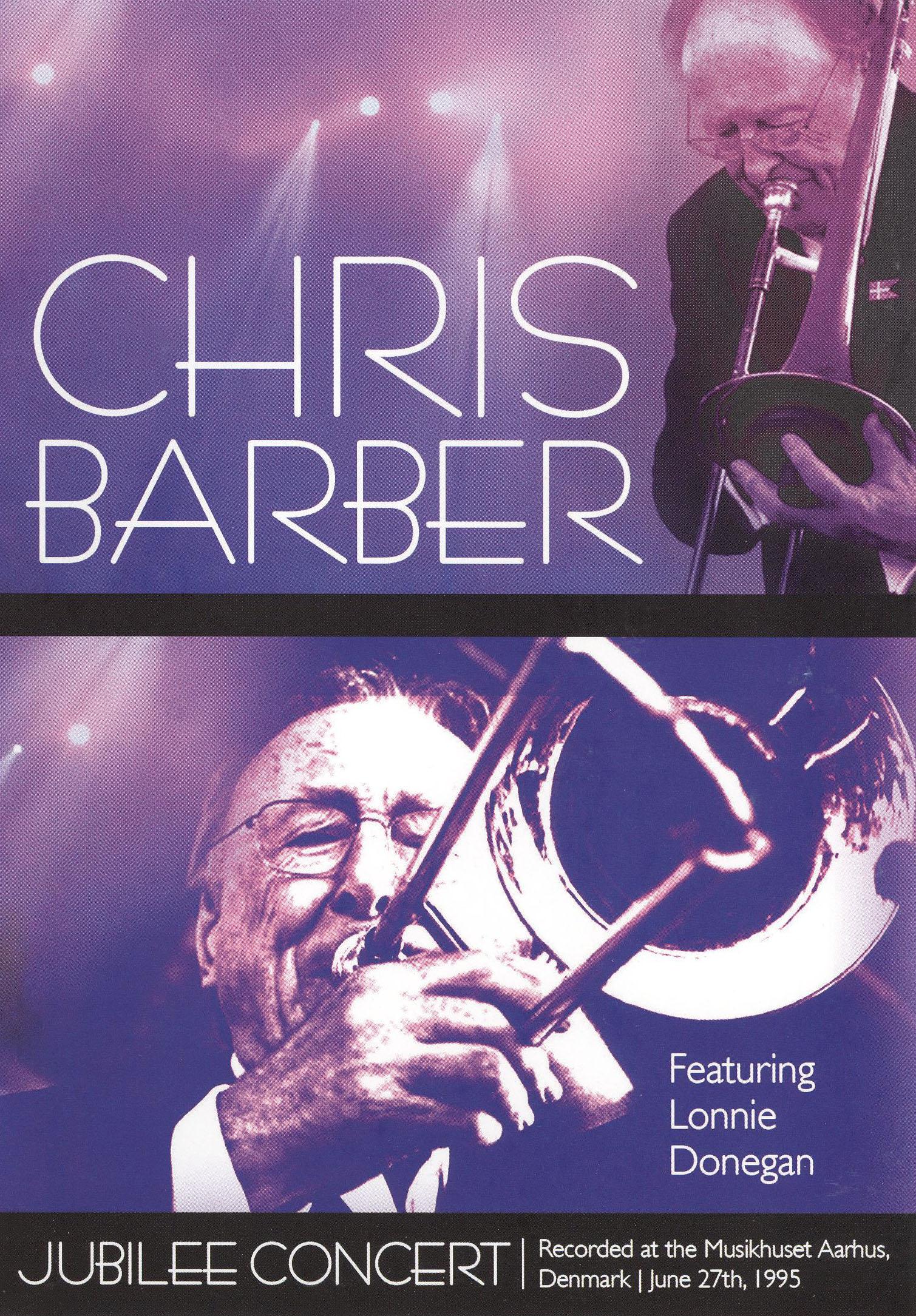 Chris Barber: 40 Years Jubilee Concert