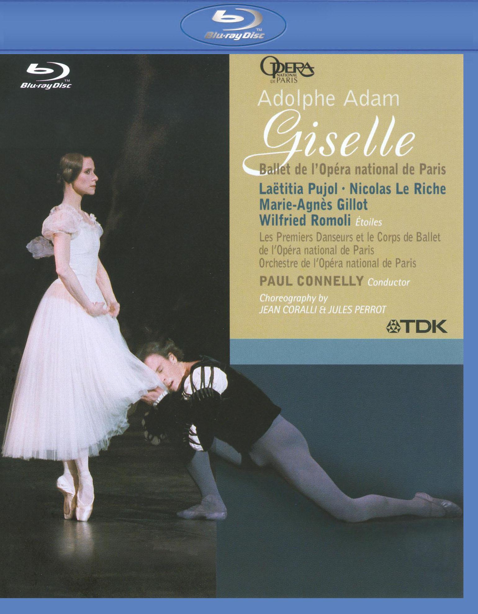 Giselle (Ballet de l'Opera National de Paris)