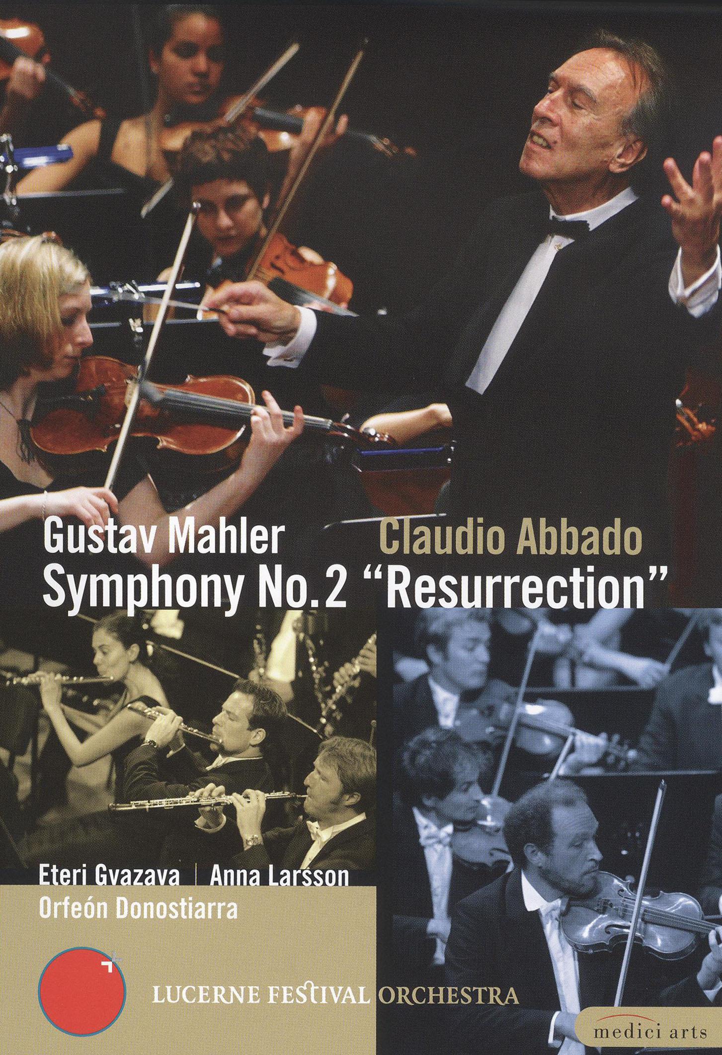 Claudio Abbado: Mahler - Symphony No. 2