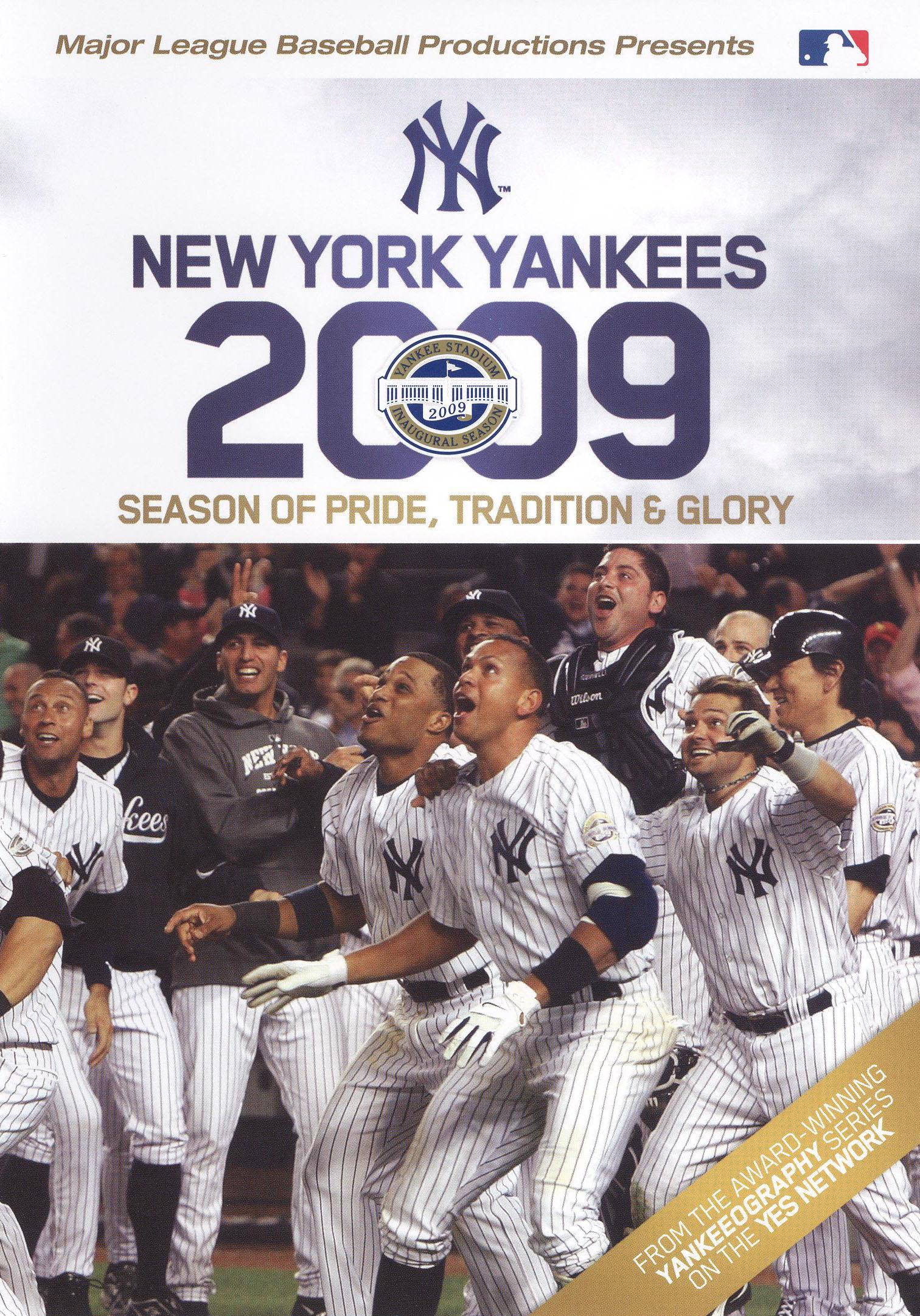 MLB: New York Yankees 2009 - Season of Pride, Traditions & Glory
