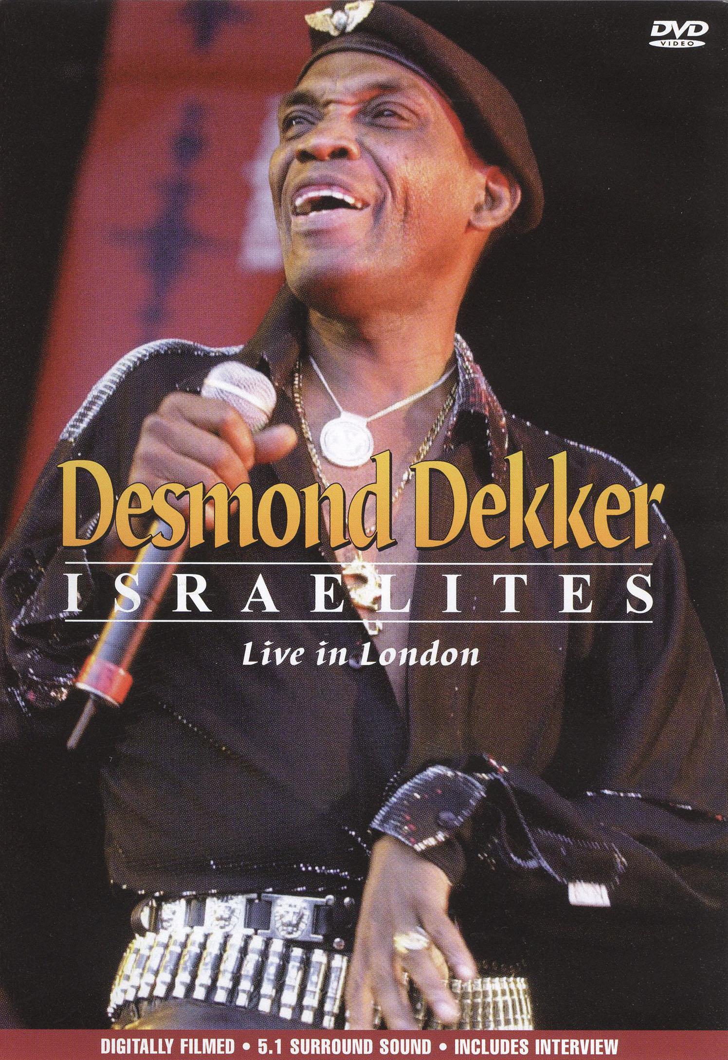 Desmond Dekker: Israelites - Live in London